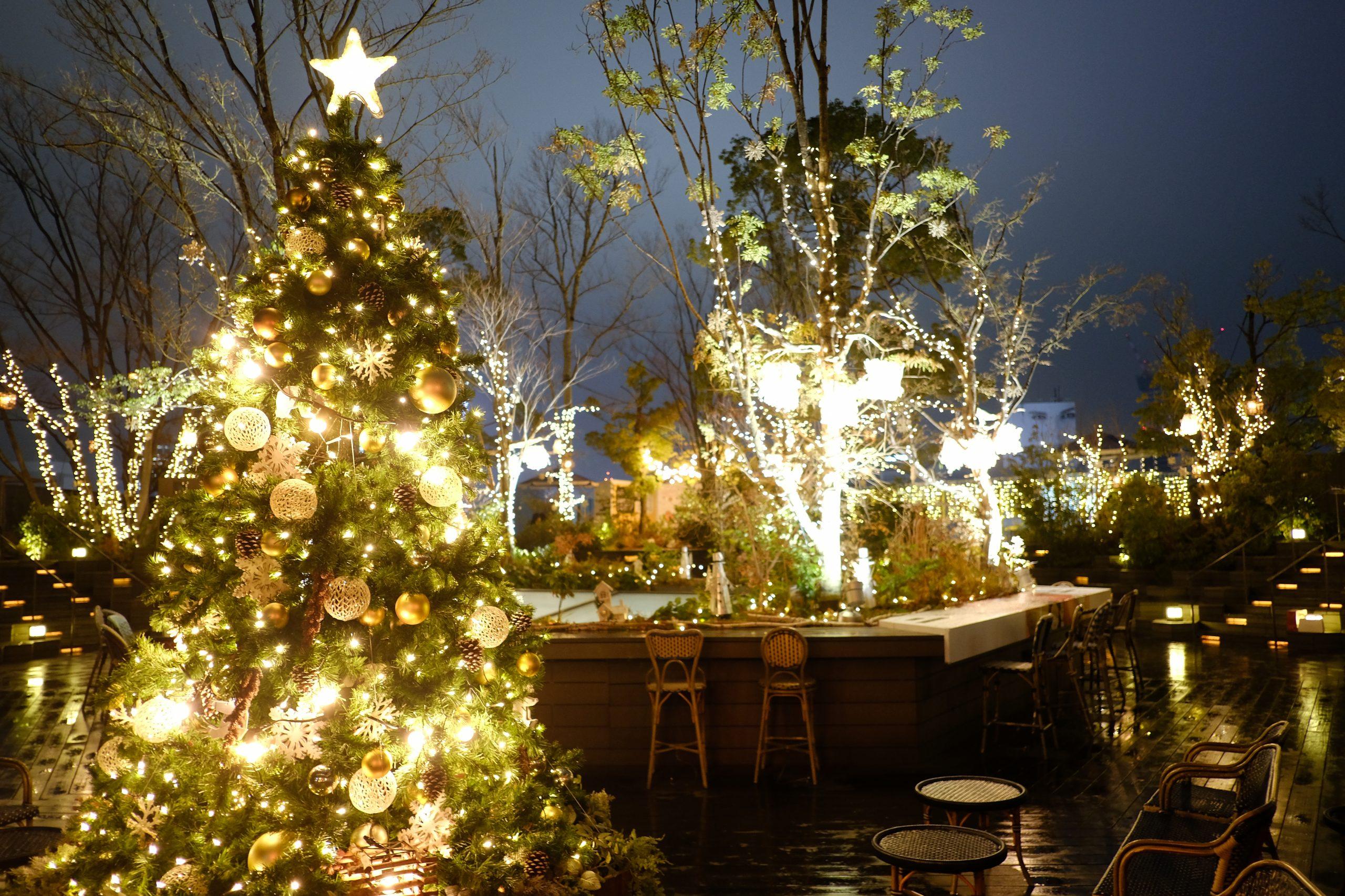 【FUJIFILM】クリスマスイブを彩る東京のイルミネーション