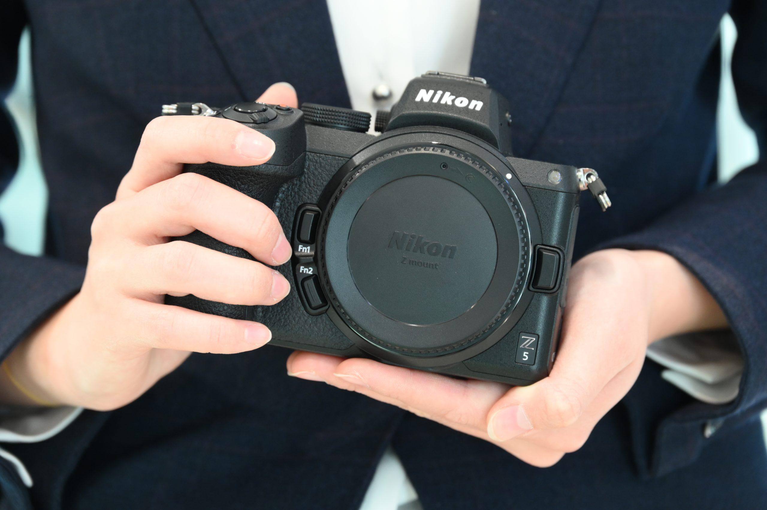 【Nikon】今あえてNikon「Z5」を選択する理由