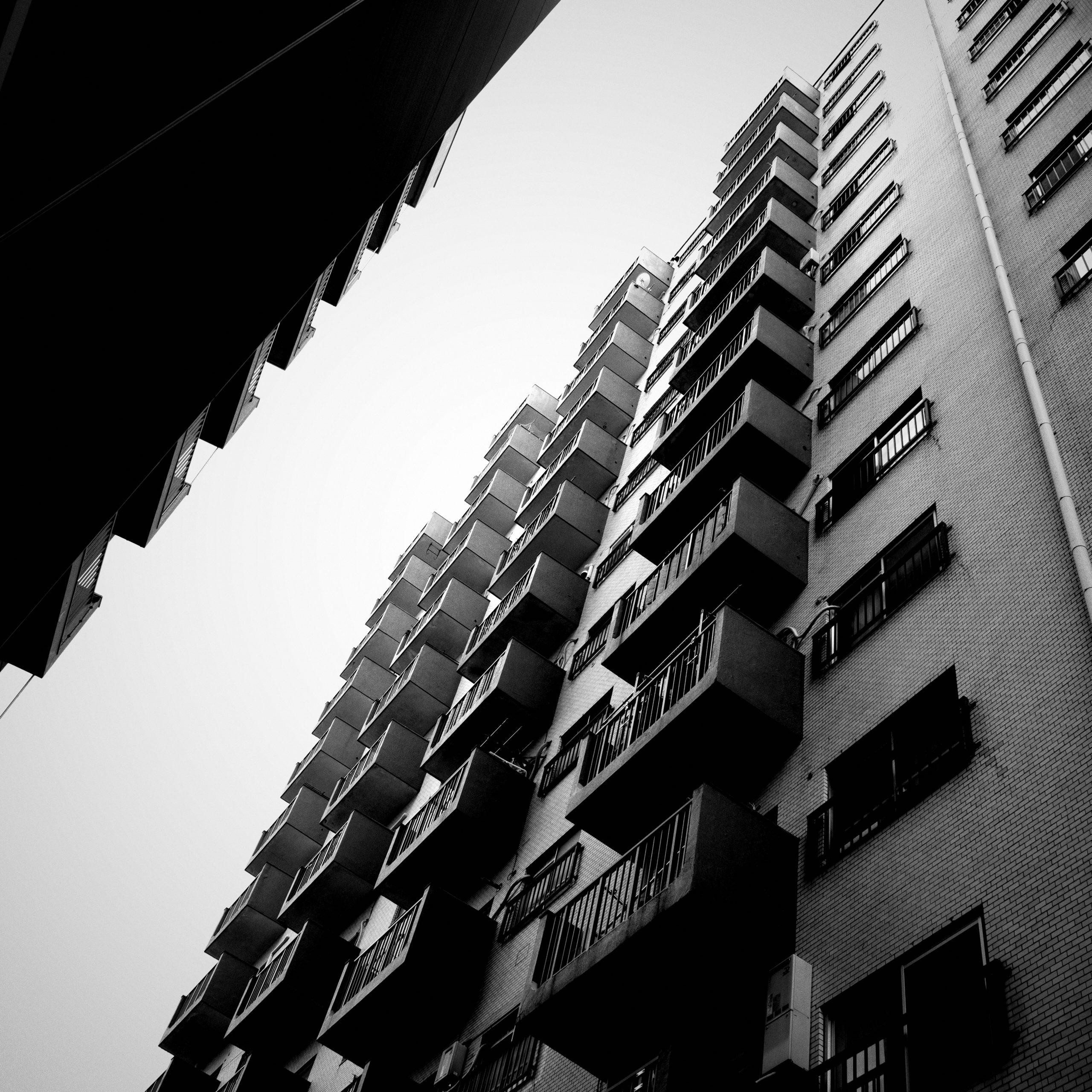 【RICOH】 Square & Monochrome by GRⅢ