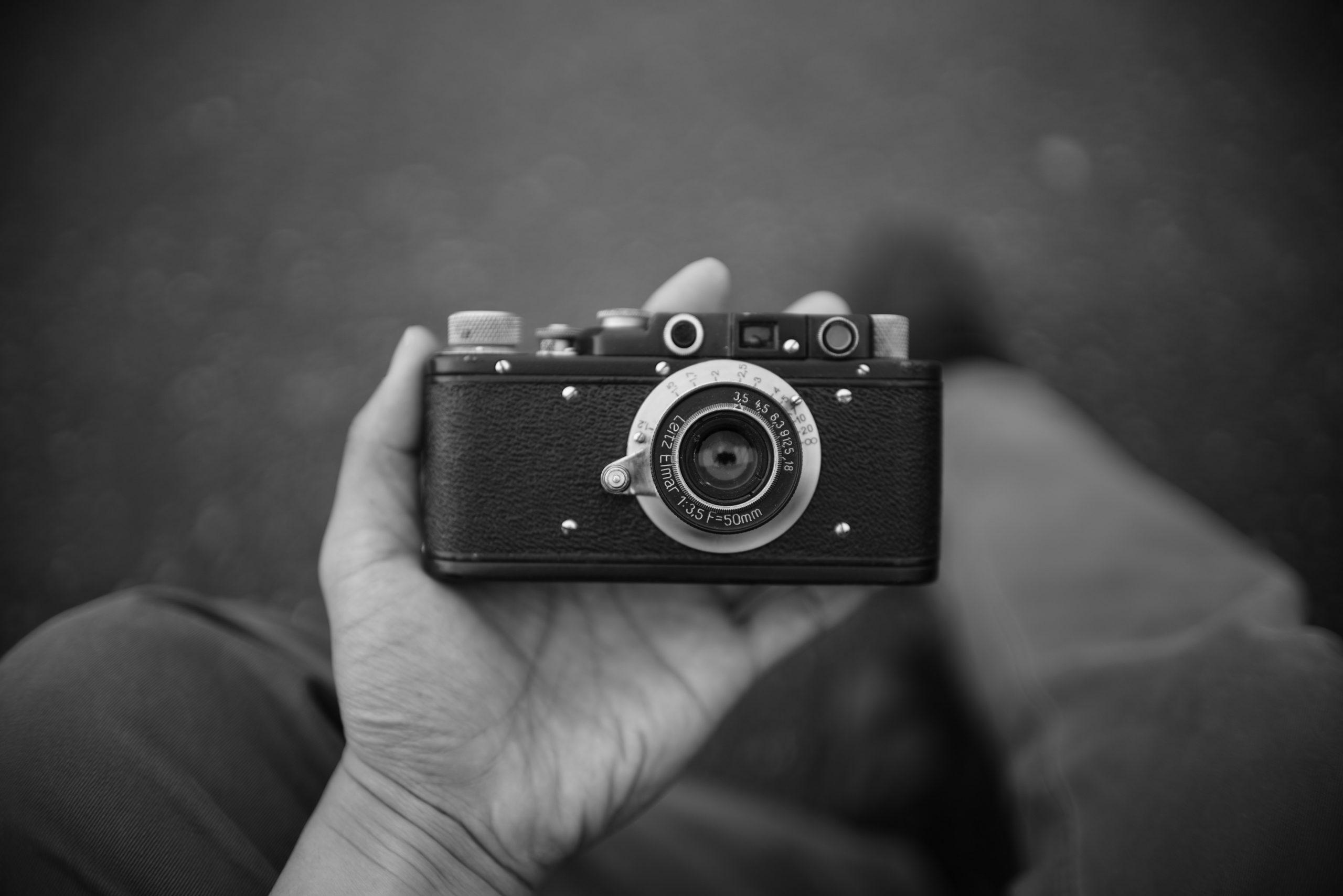 「ゆくカメラ、くるカメラ」