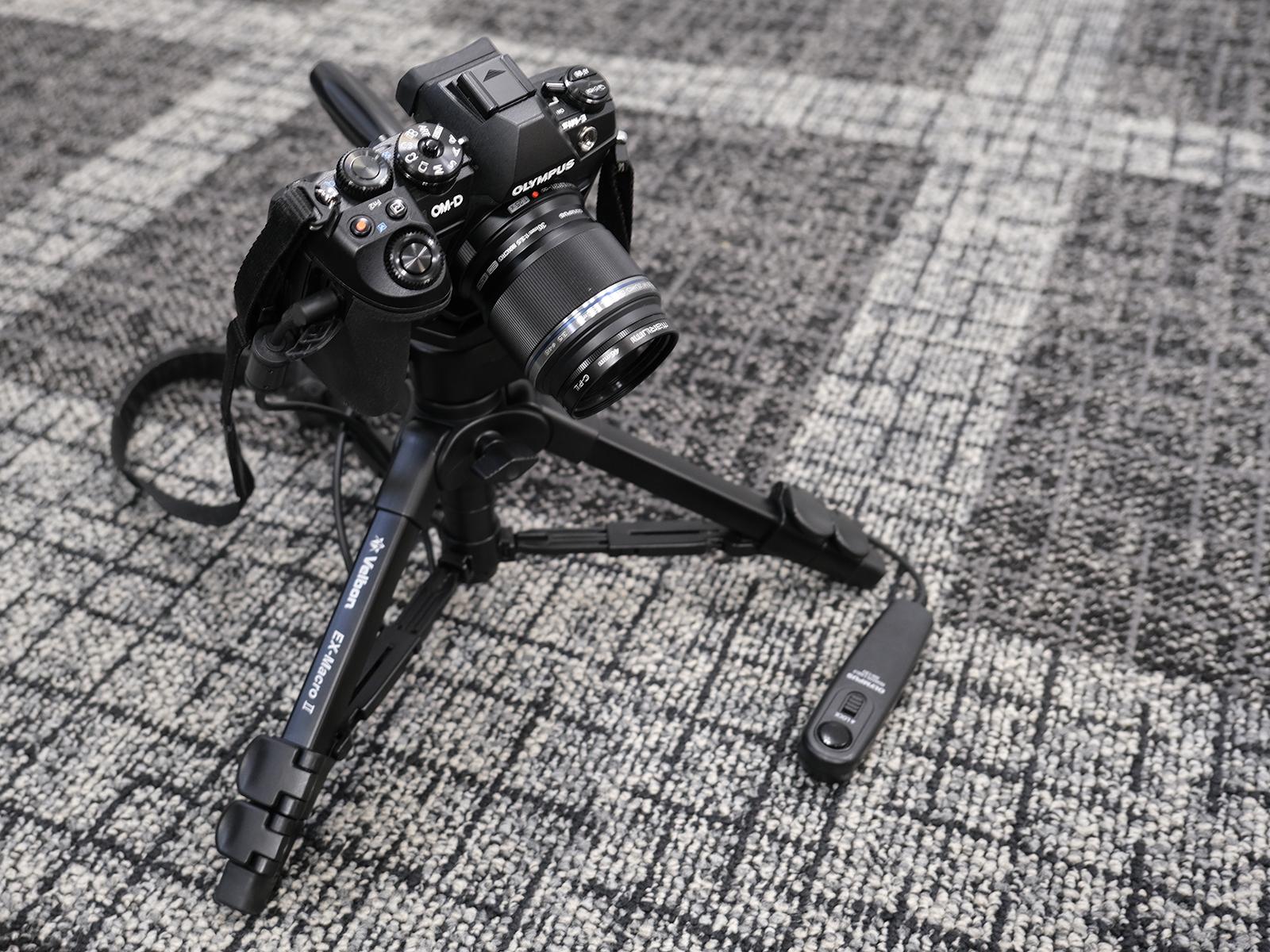 OLYMPUSM.ZUIKO DIGITAL ED 30mm F3.5 Macro