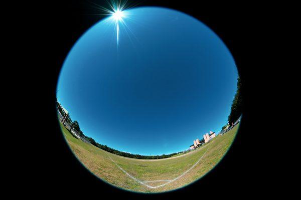 【Nikon】円周魚眼レンズで街撮りスナップ2【Fisheye】