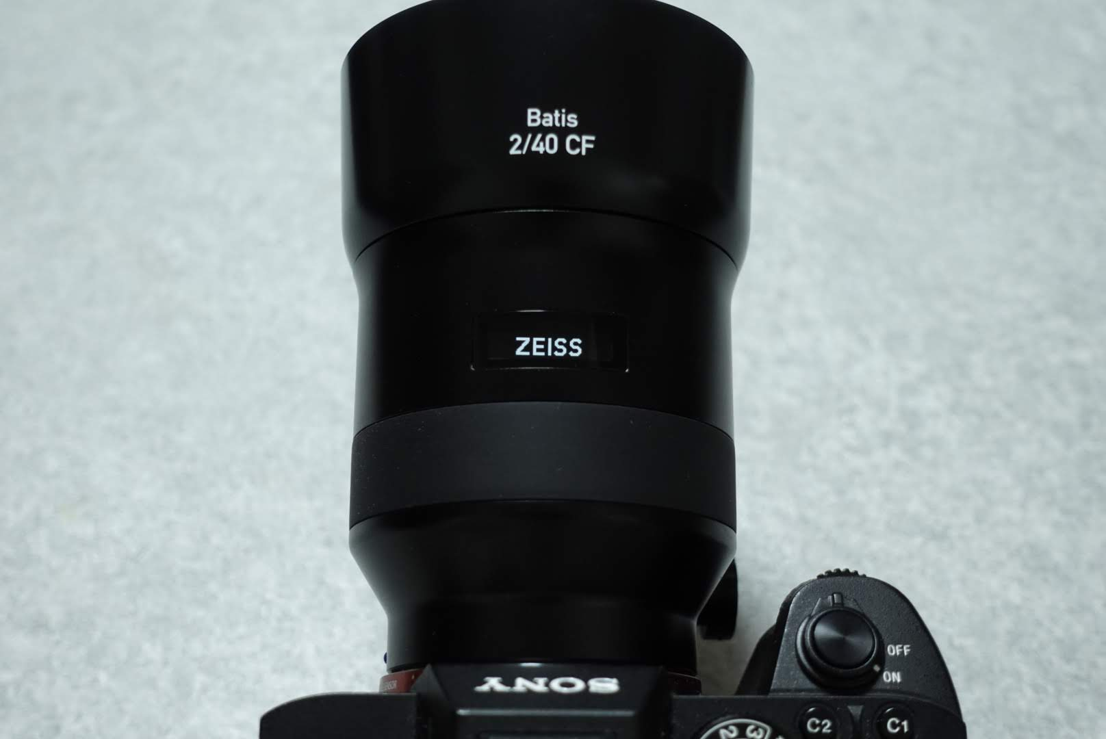 【SONY】Camera Technique Vol.13 CarlZeiss Batisシリーズの距離計