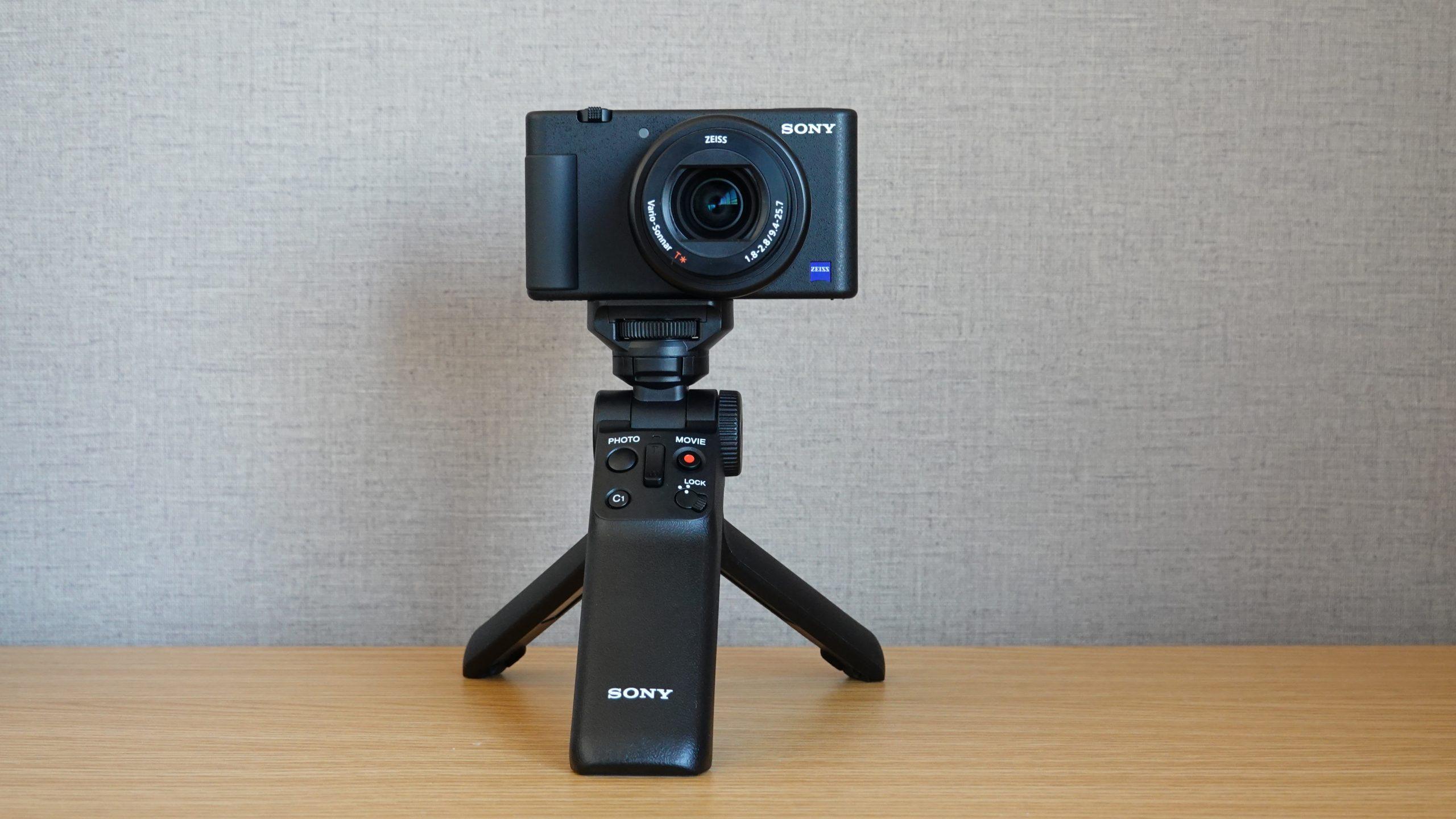 【SONY】Imaging Edge WebcamでZV-1をウェブカメラ化