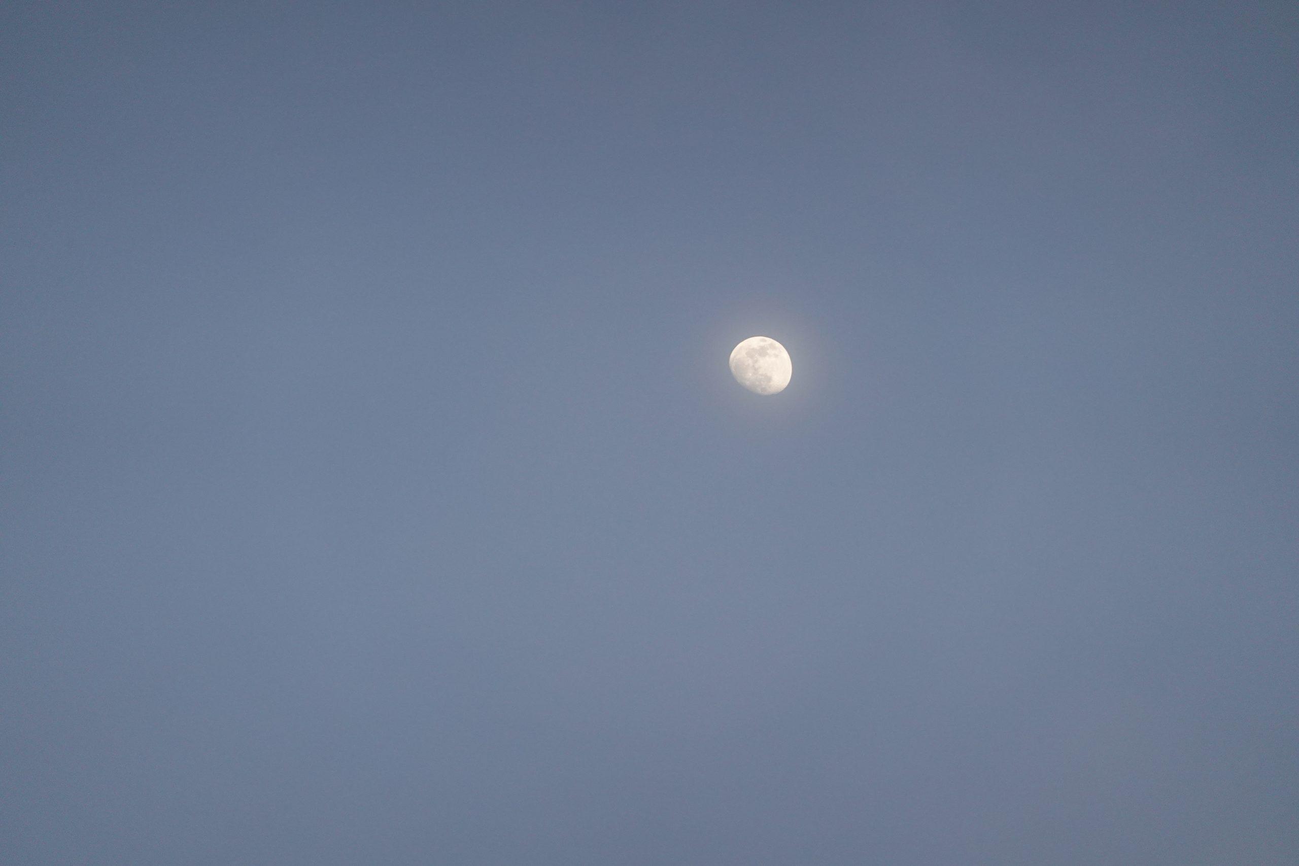 【SONY】RX100M6と一緒に空をじっくりと眺めてみる。