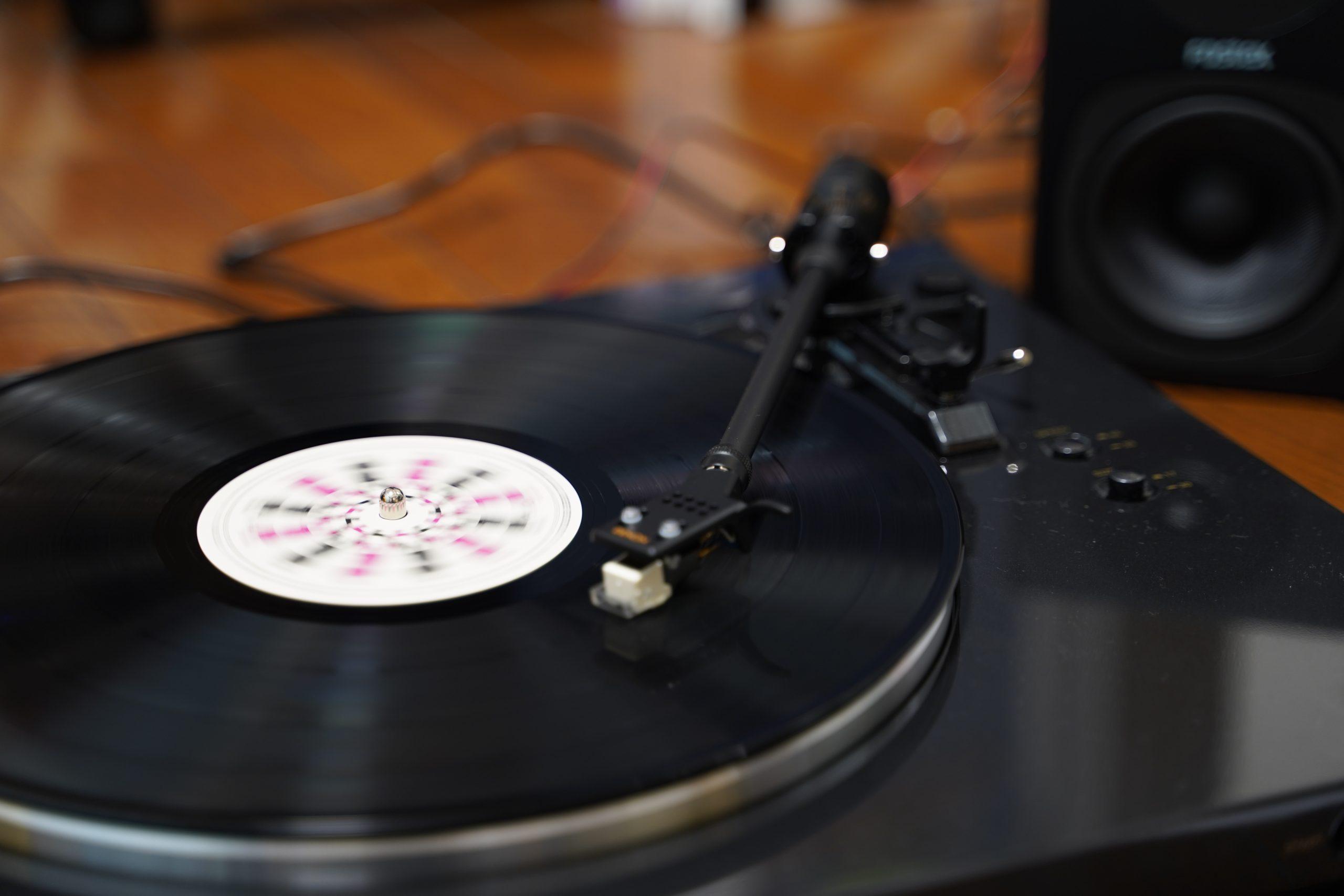 【SONY】【TAMRON】レコードプレーヤーのすすめ