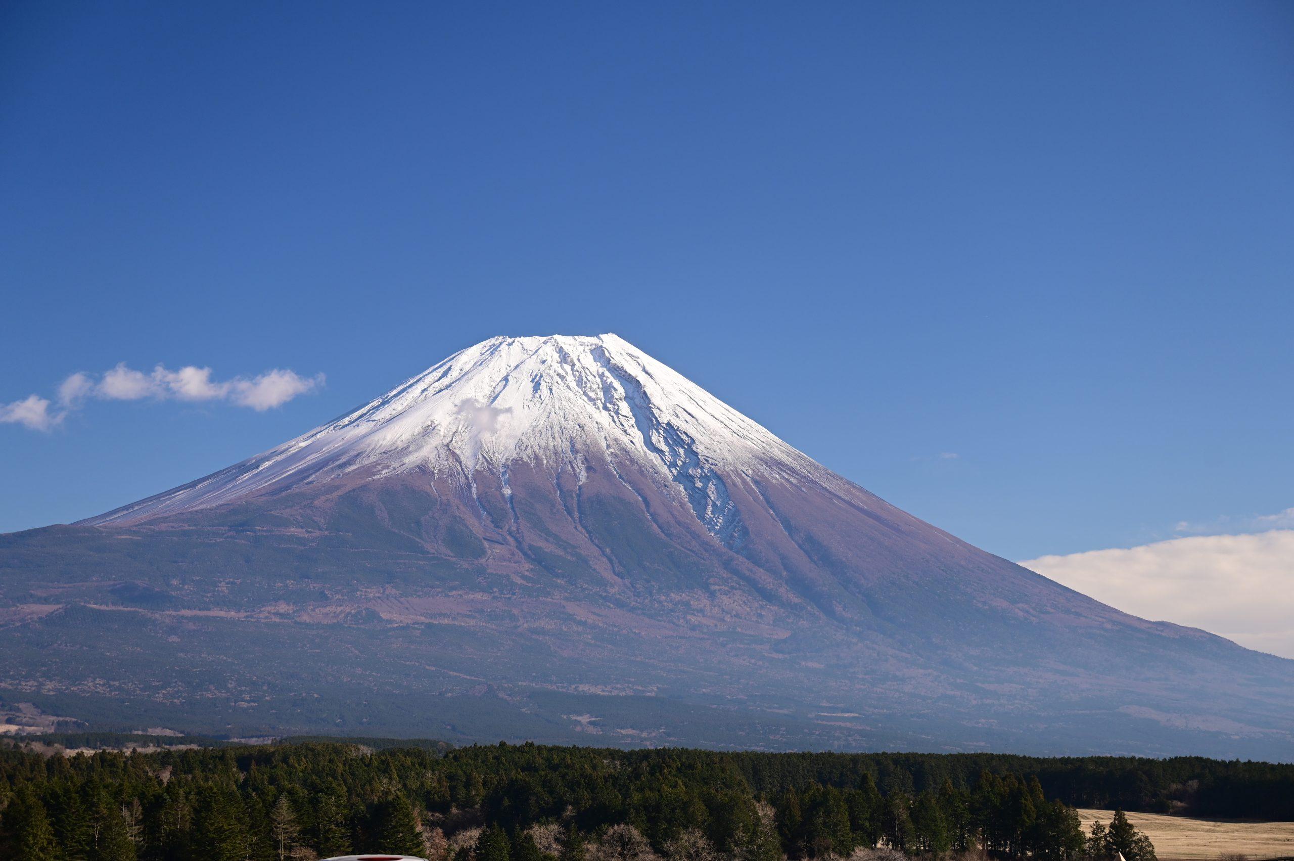 Nikon Zで様々な富士山を拝む【Nikon】