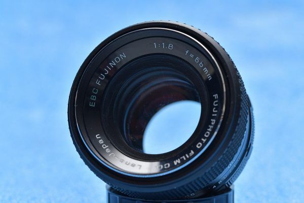 【Nikon】D850でFujinon 55mm F1.8を楽しむ