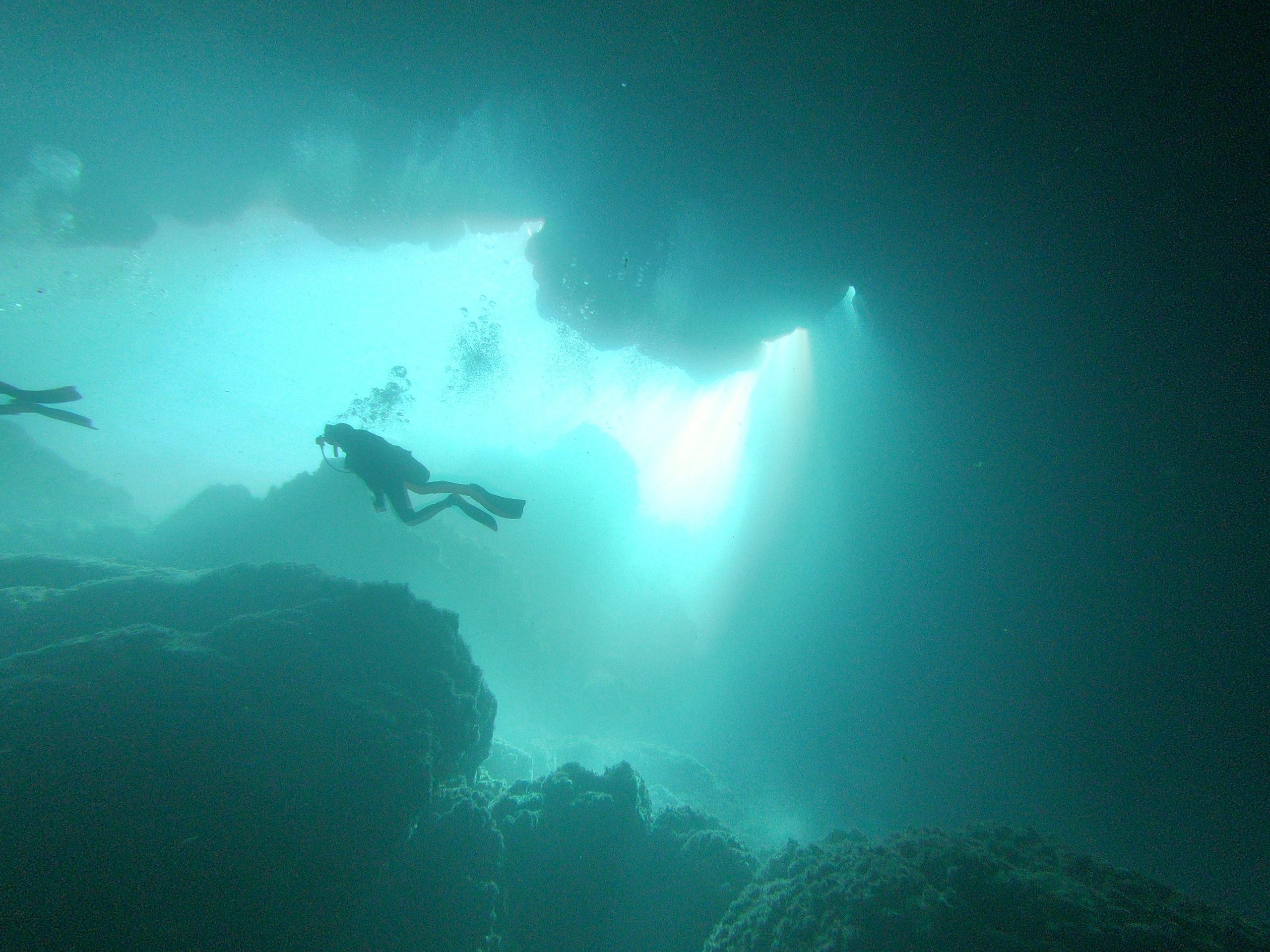 【GoPro】diving movie