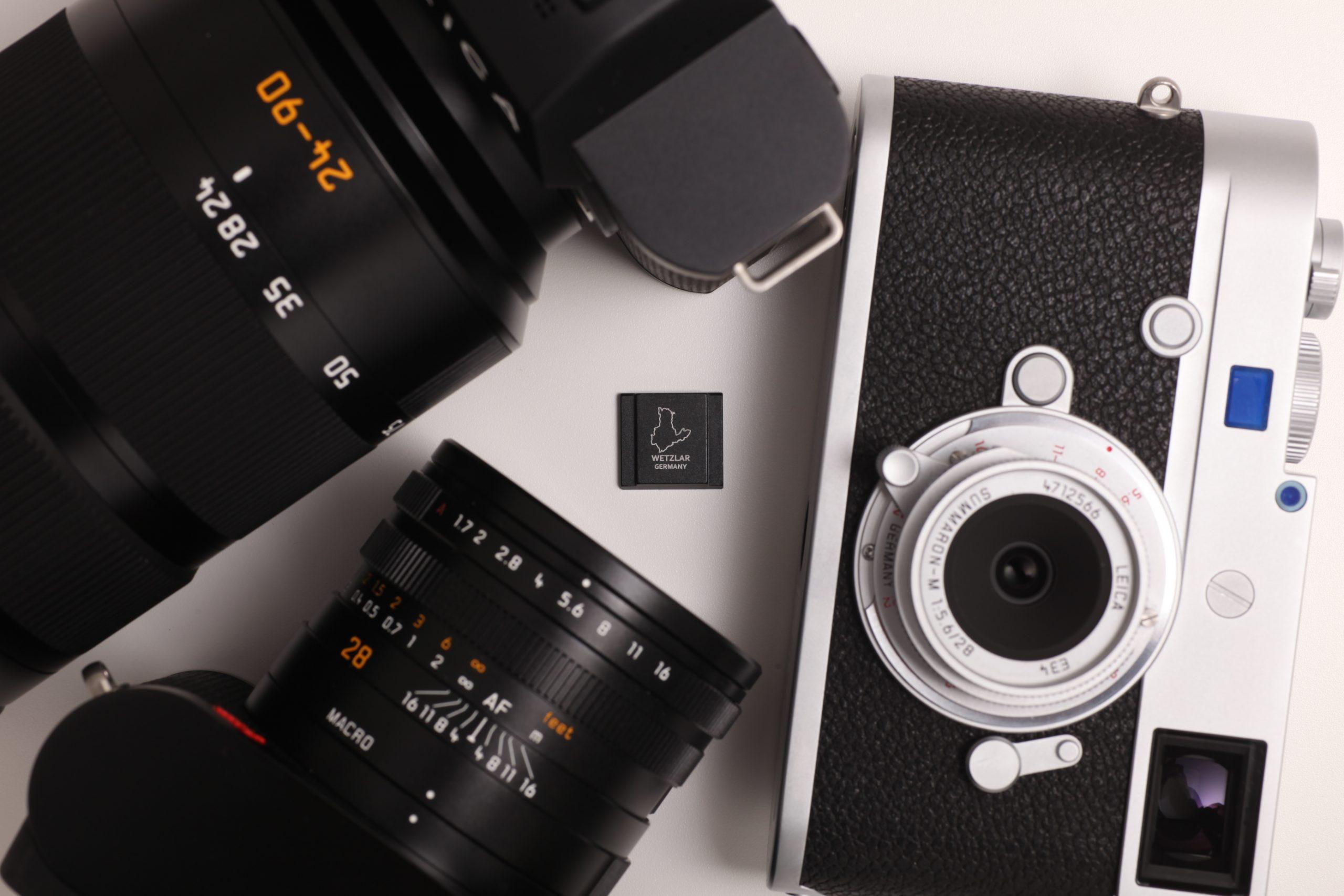 【Leica Boutique MapCamera Shinjuku 8th】8周年限定ホットシューカバープレゼント