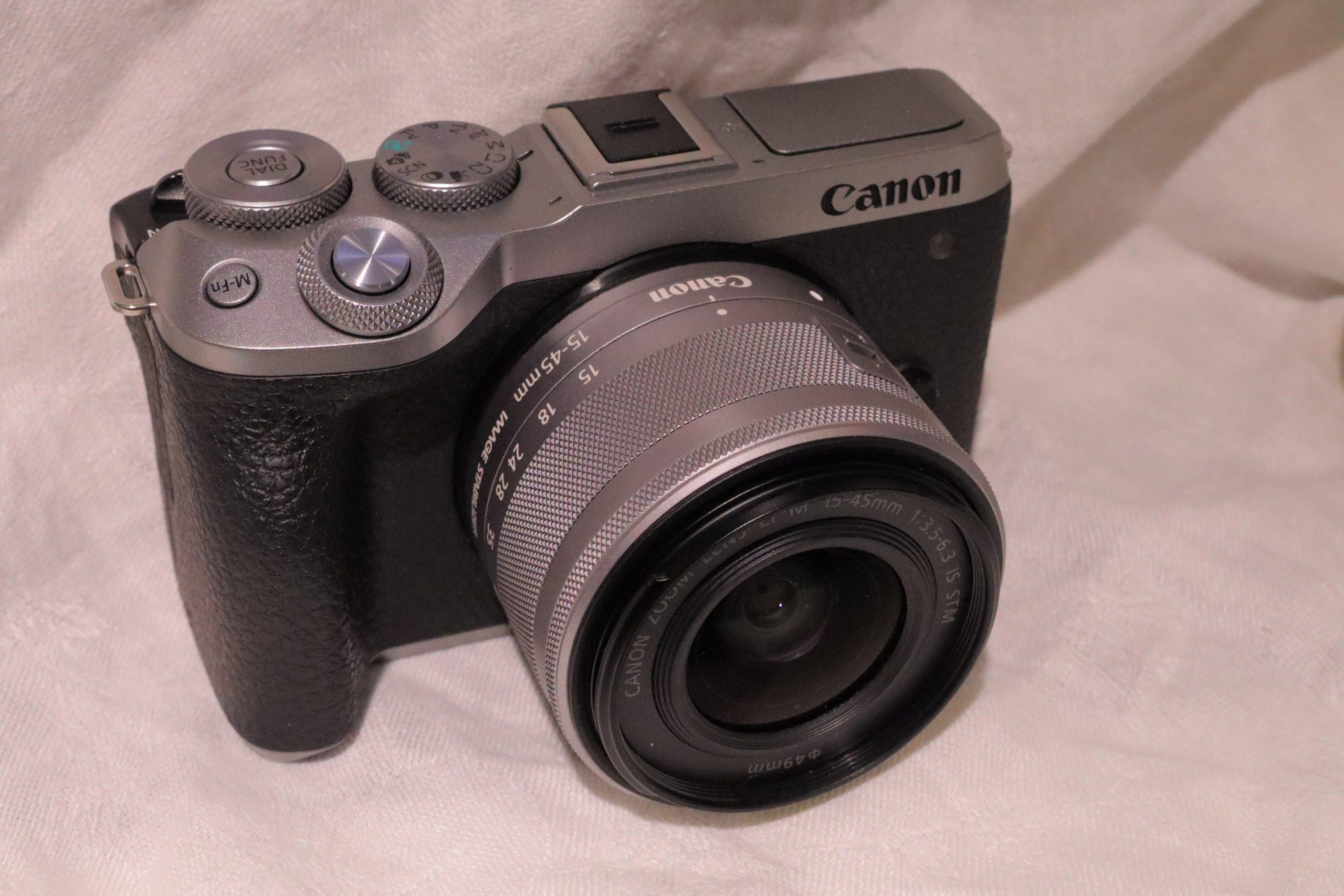 【Canon】最近のお気に入り EOS M6 MarkII