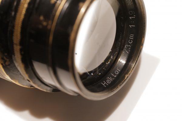 【Leica】ヘクトール73mmにフィルターを付けたい!