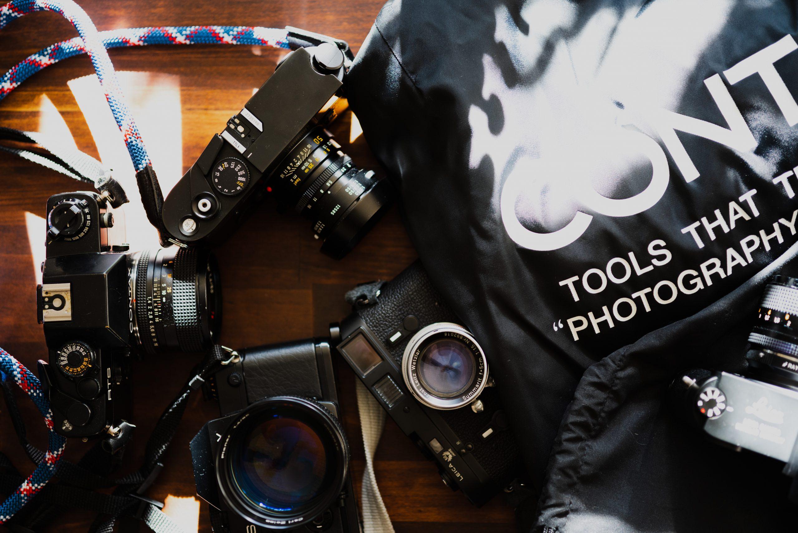 【Leica】CONTAX × Leica M10-P