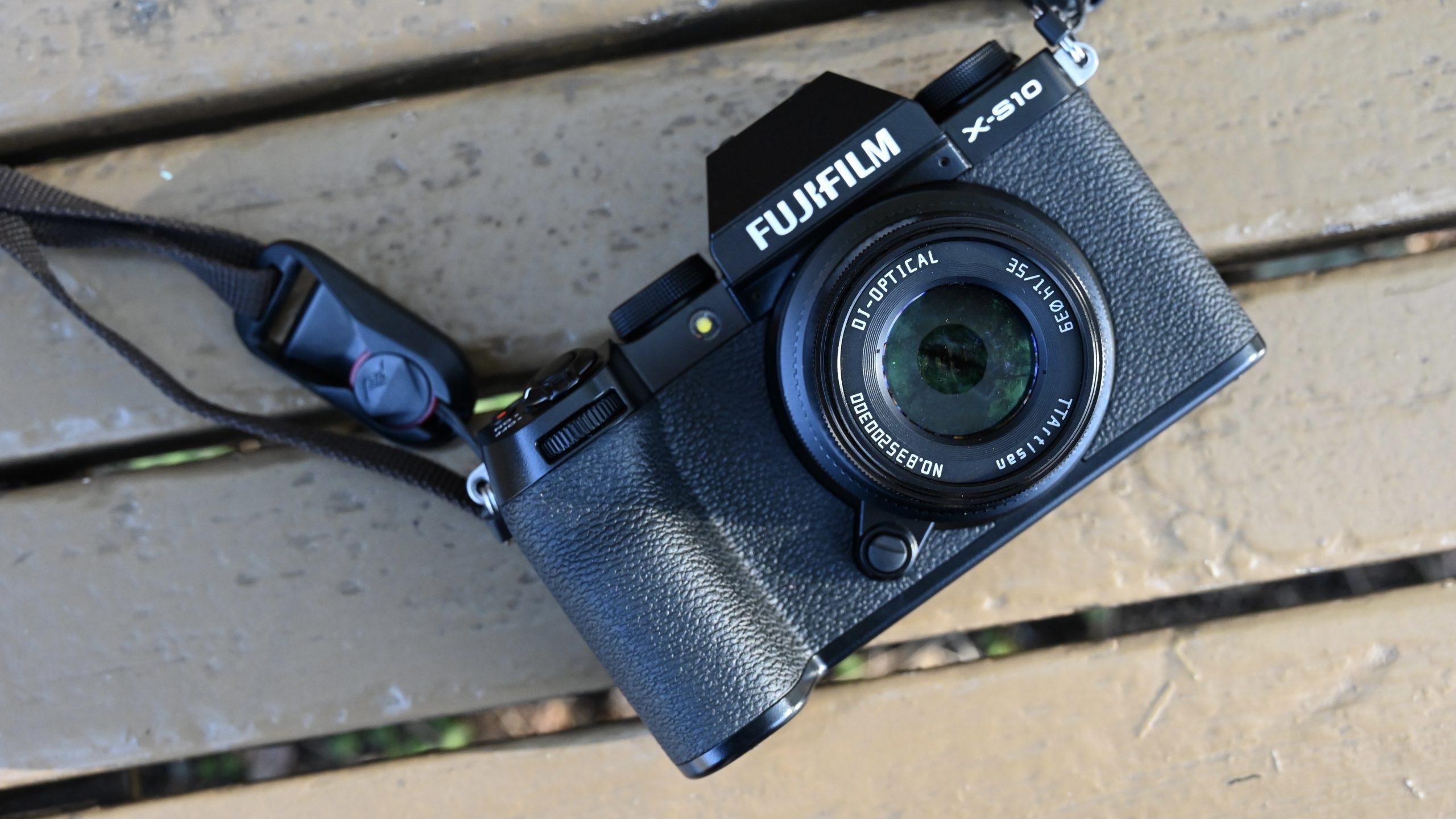 【FUJIFILM】X-S10×TTArtisan 35mm F1.4 C