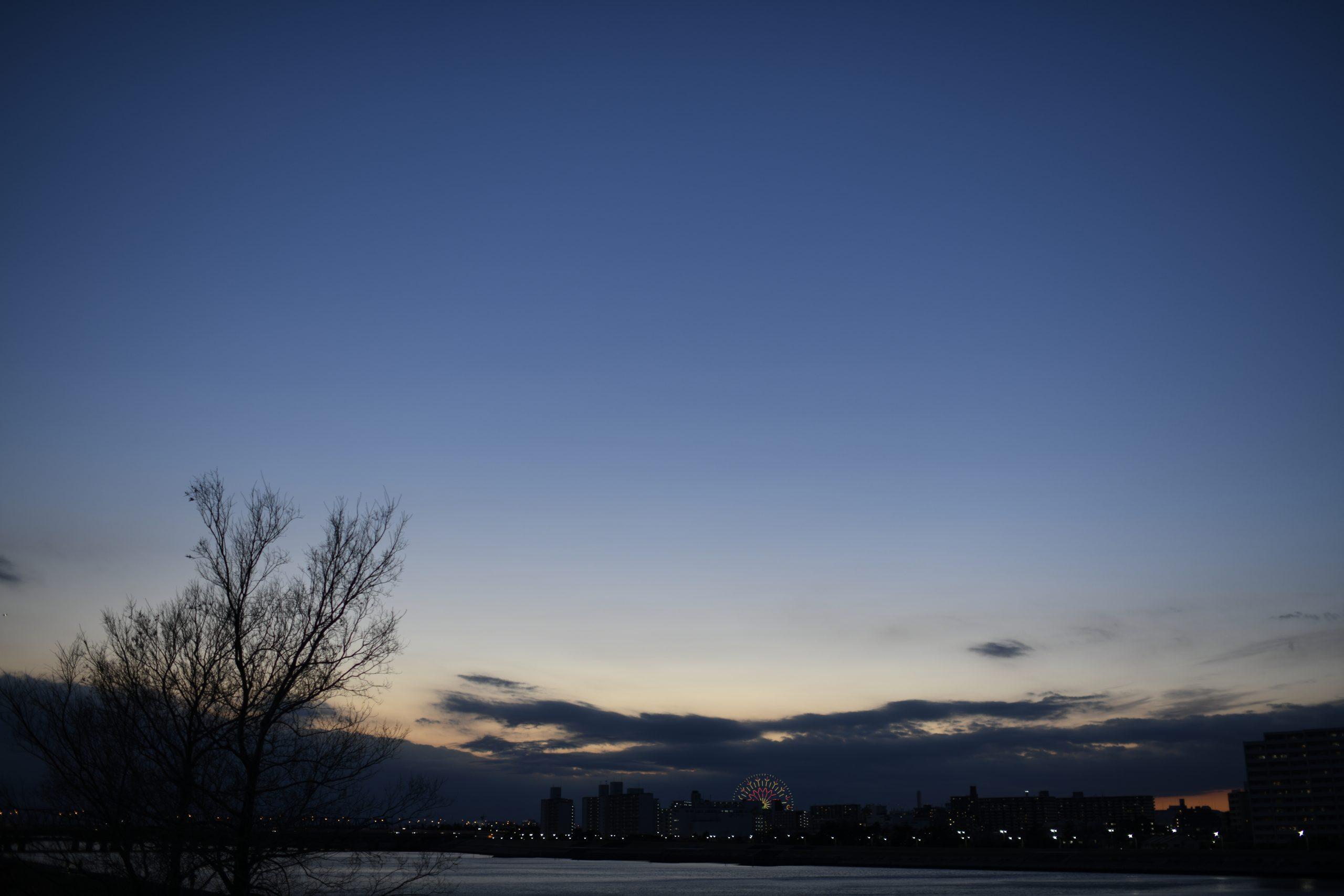 【Canon】【Nikon】空色表現比較 Vol.5
