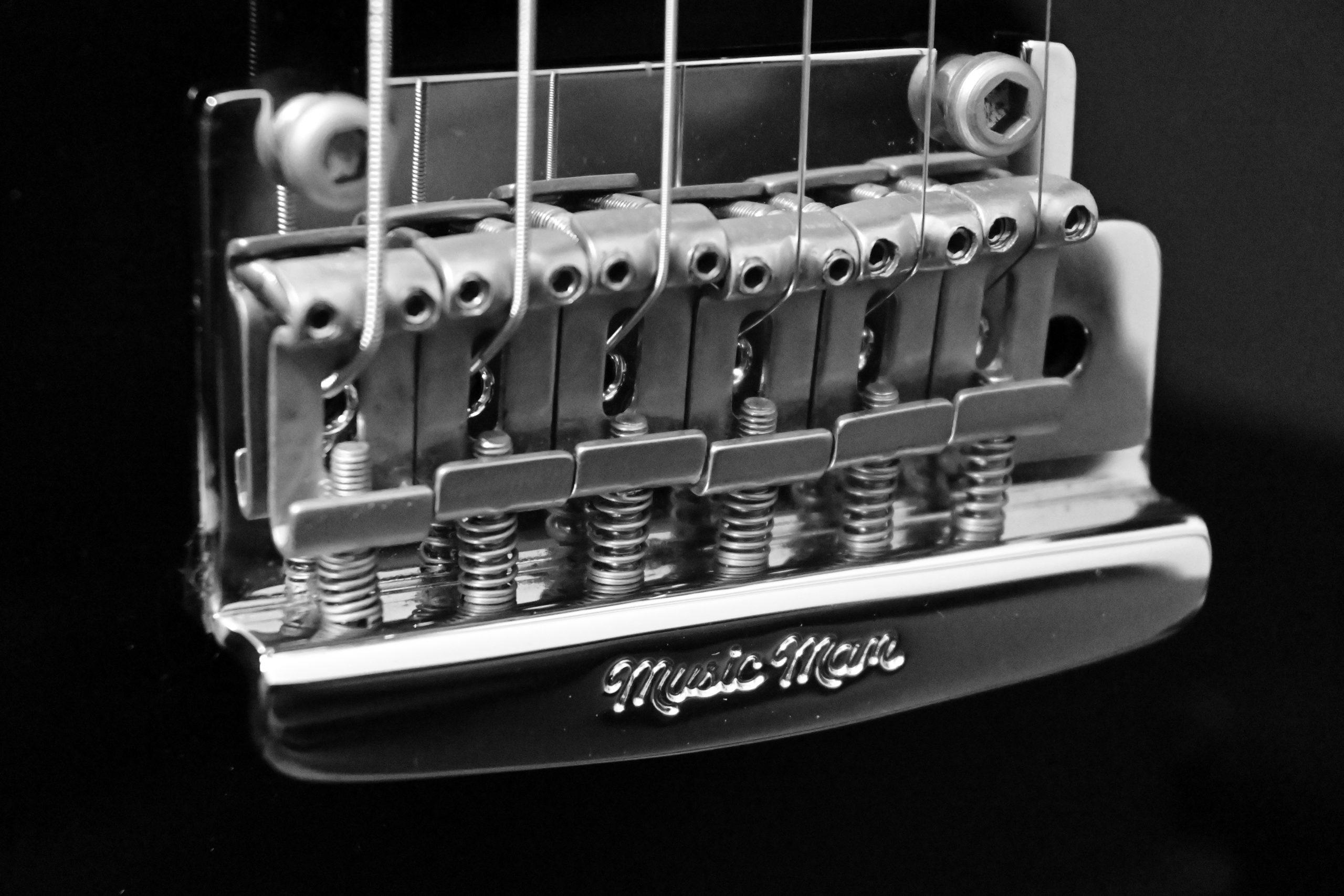 【Nikon】Z50でギターのモノクロ撮り