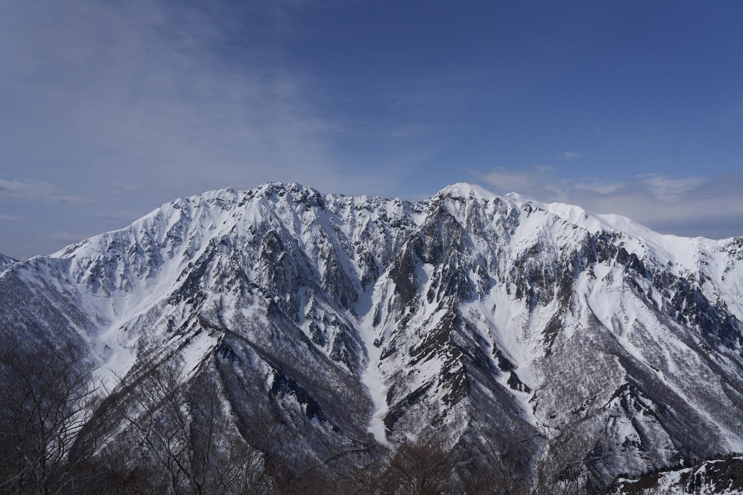 【SONY】FE28-60mmと雪山散歩