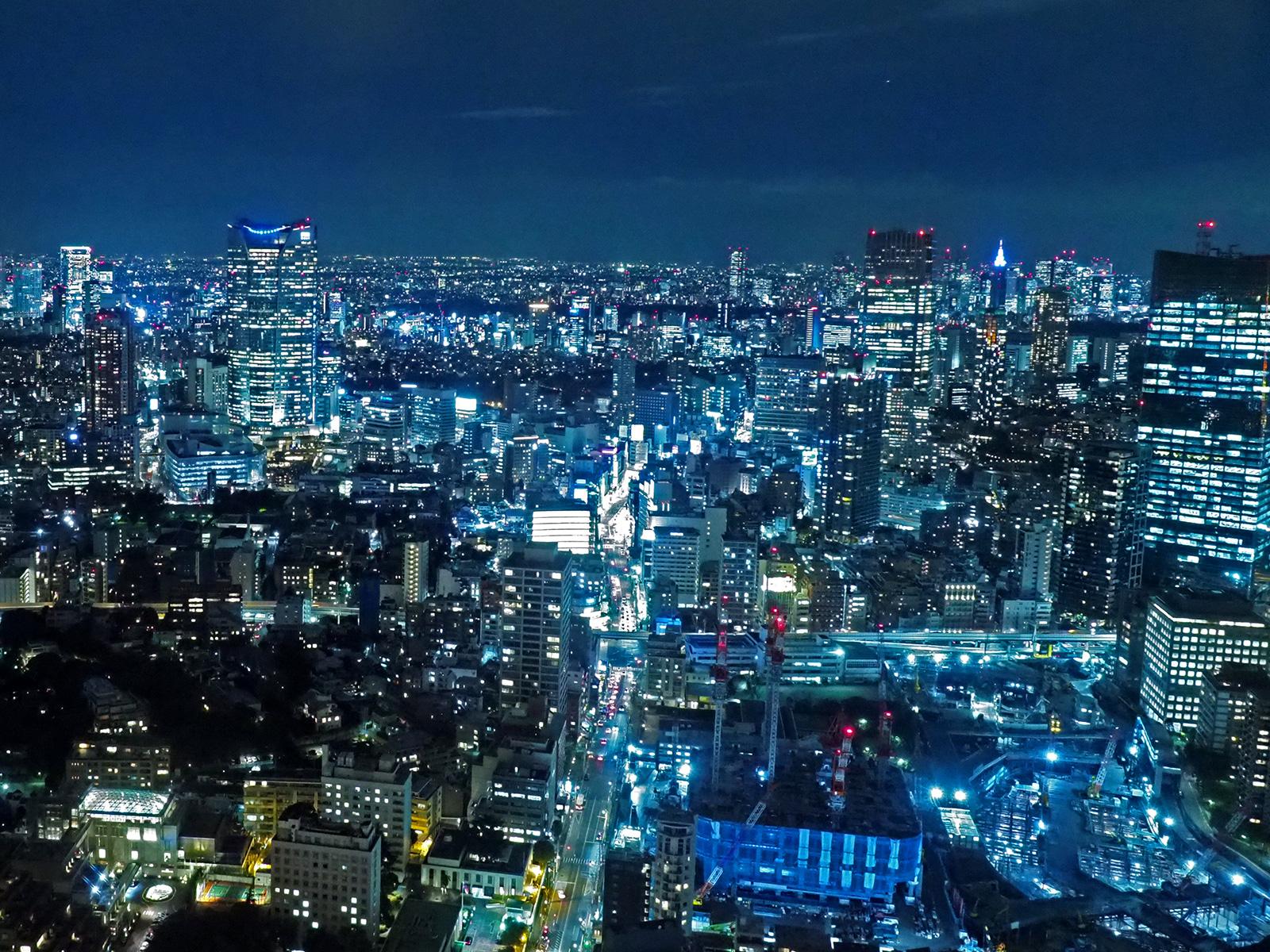 【OLYMPUS】夜の街を撮り歩き
