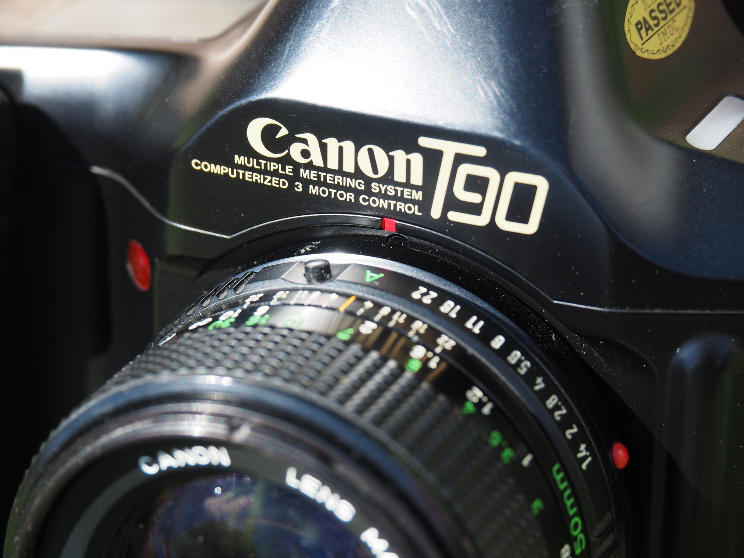 【Canon】カメラを撮る 2