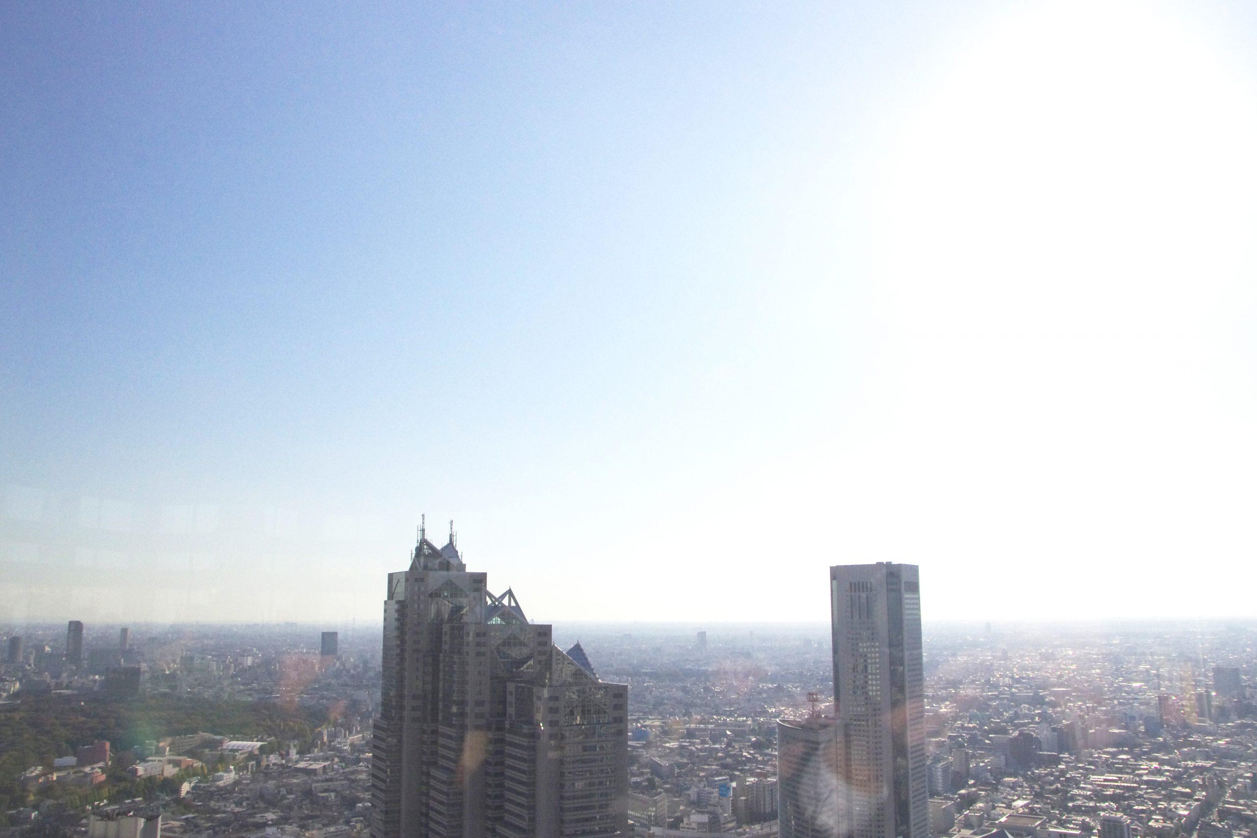 【PENTAX】K-5と行く都庁の展望台