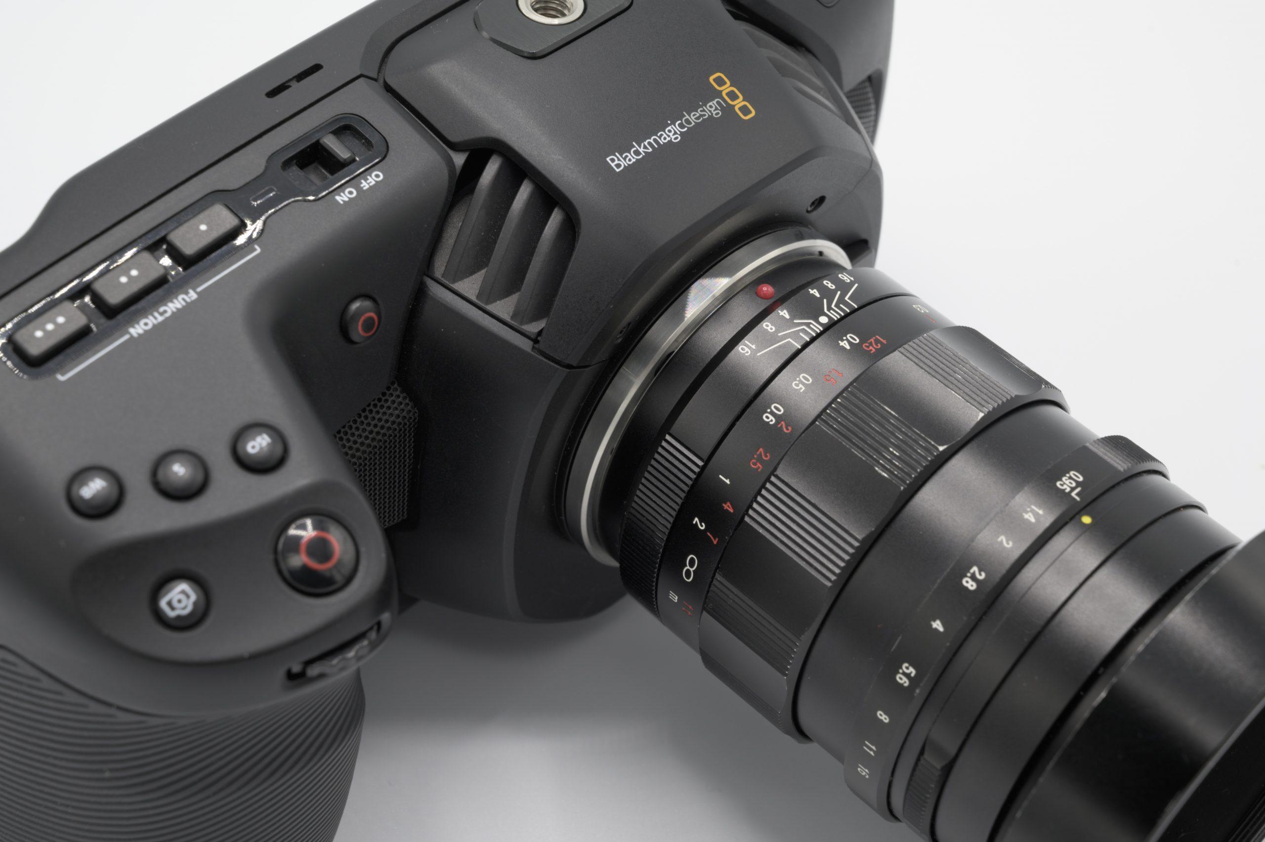 はじめての動画専門カメラ、BMPCC4K #1