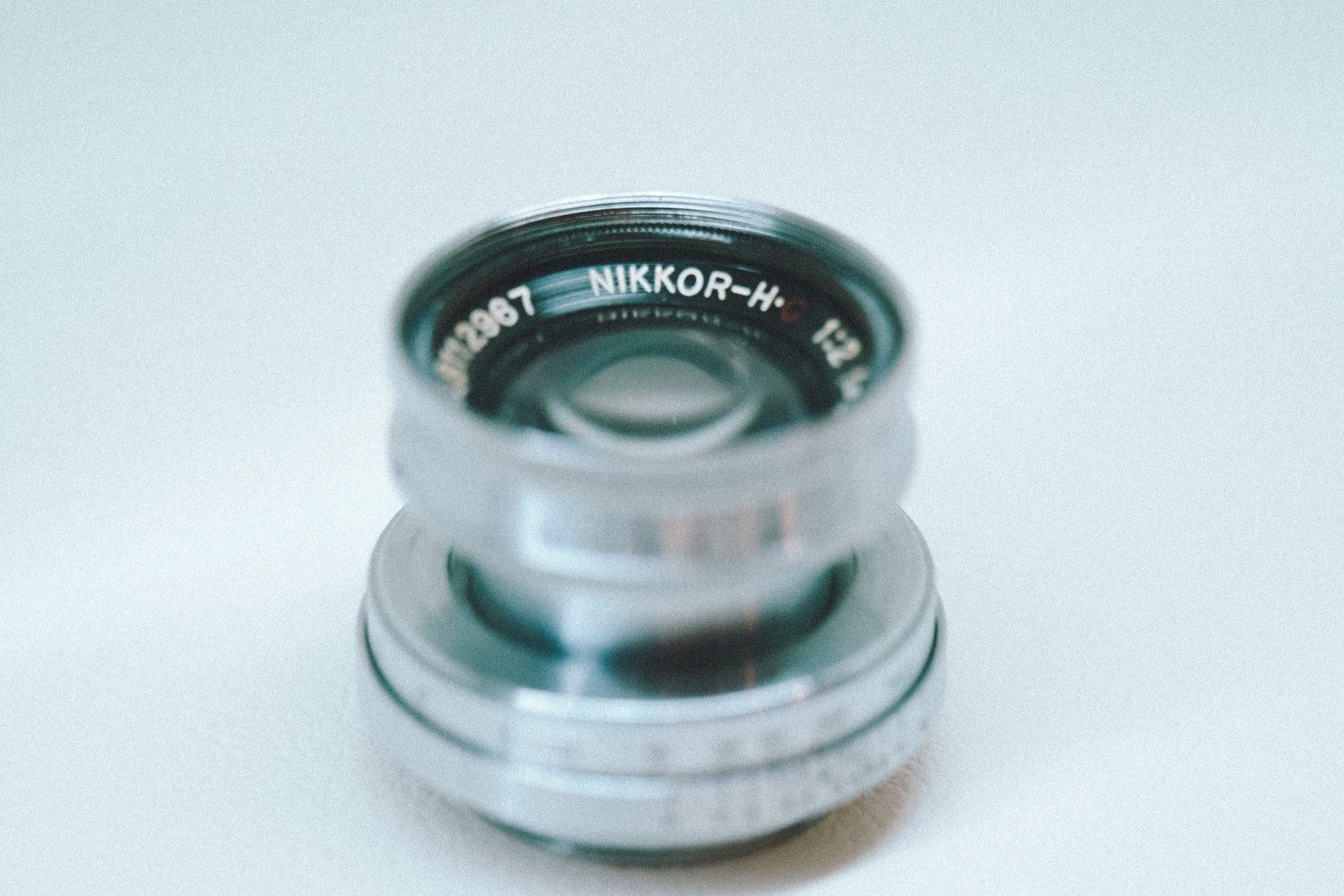 【Nikon】NIKKOR HC 5cm F2 沈胴 Lマウントについて