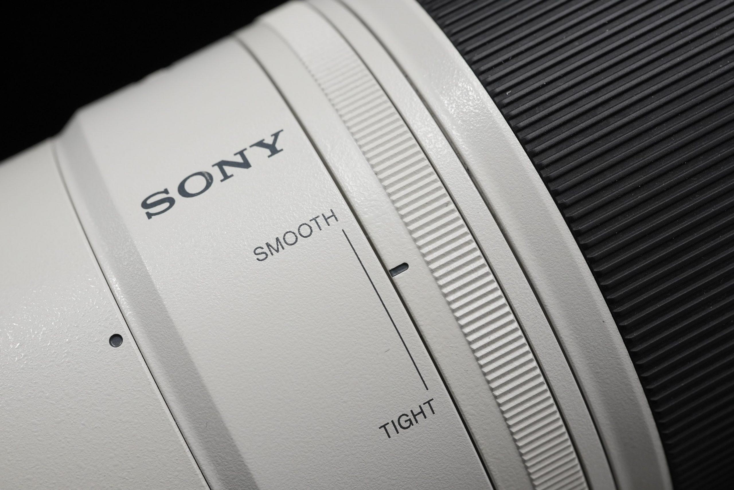 【SONY】Camera Technique Vol.18 FE 100-400mm F4.5-5.6 GM OSSの便利機能
