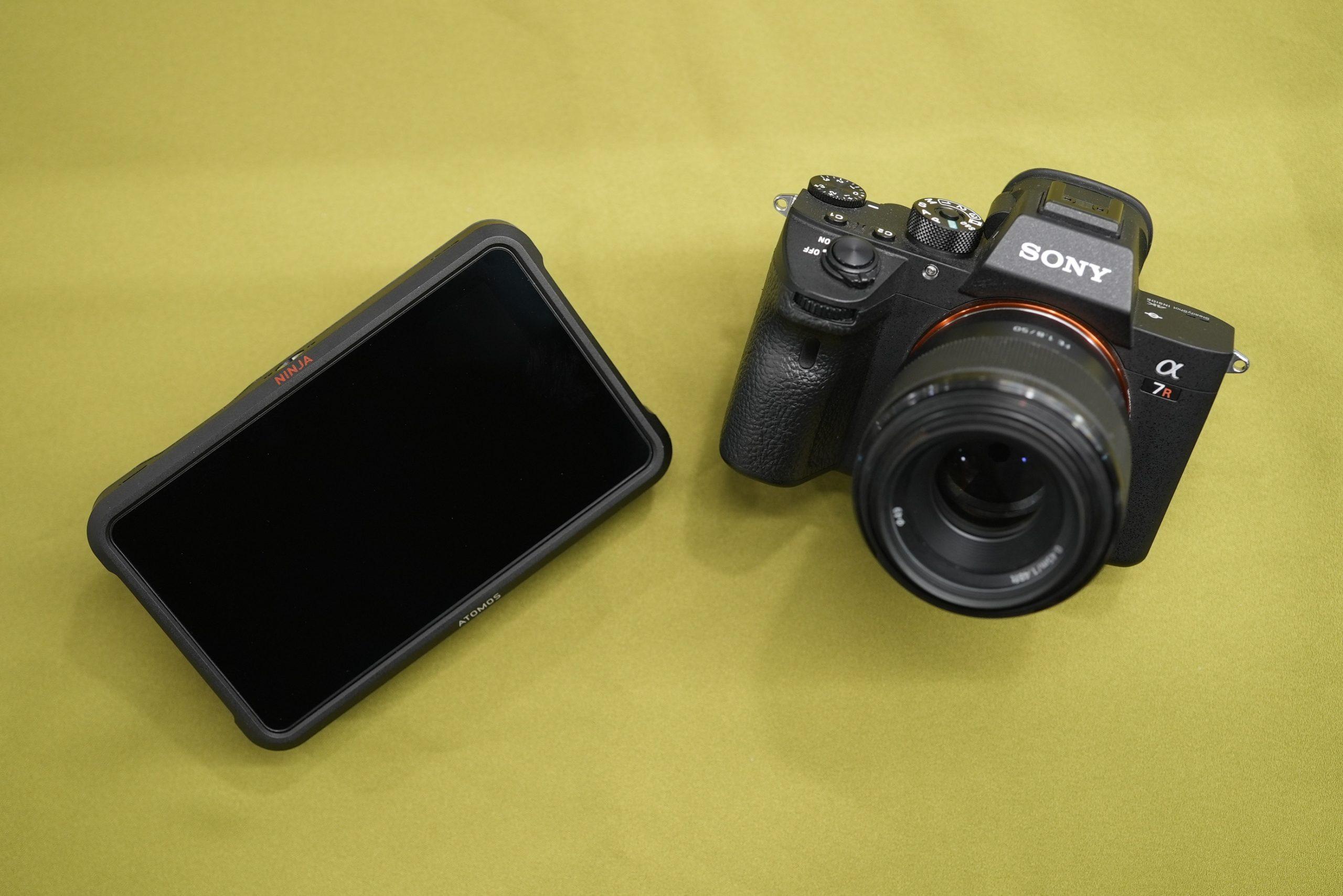 【SONY】Camera Technique Vol.19 外部モニターとHDMI設定