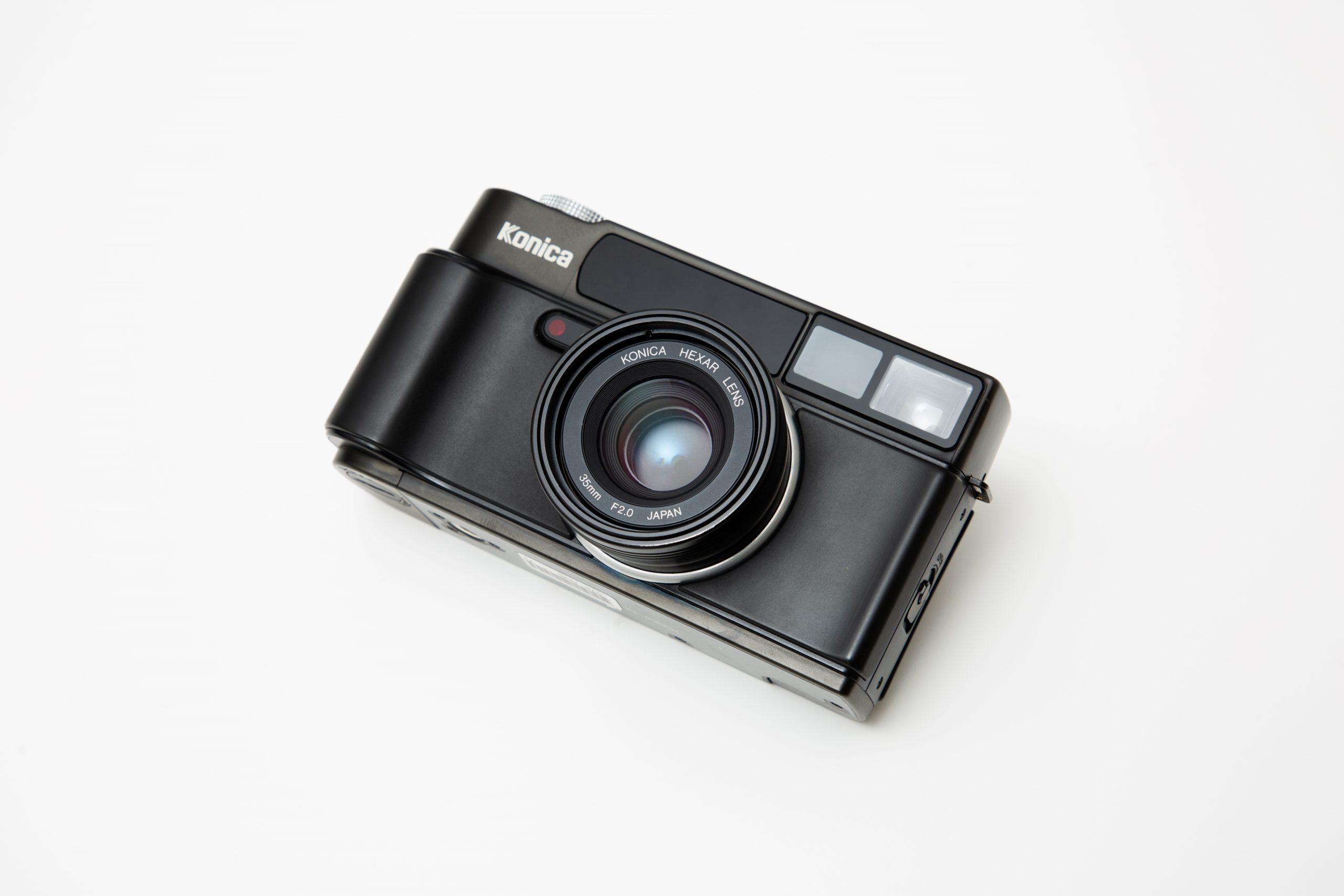 【Konica】コンパクトフィルムカメラHEXARで桜を撮る