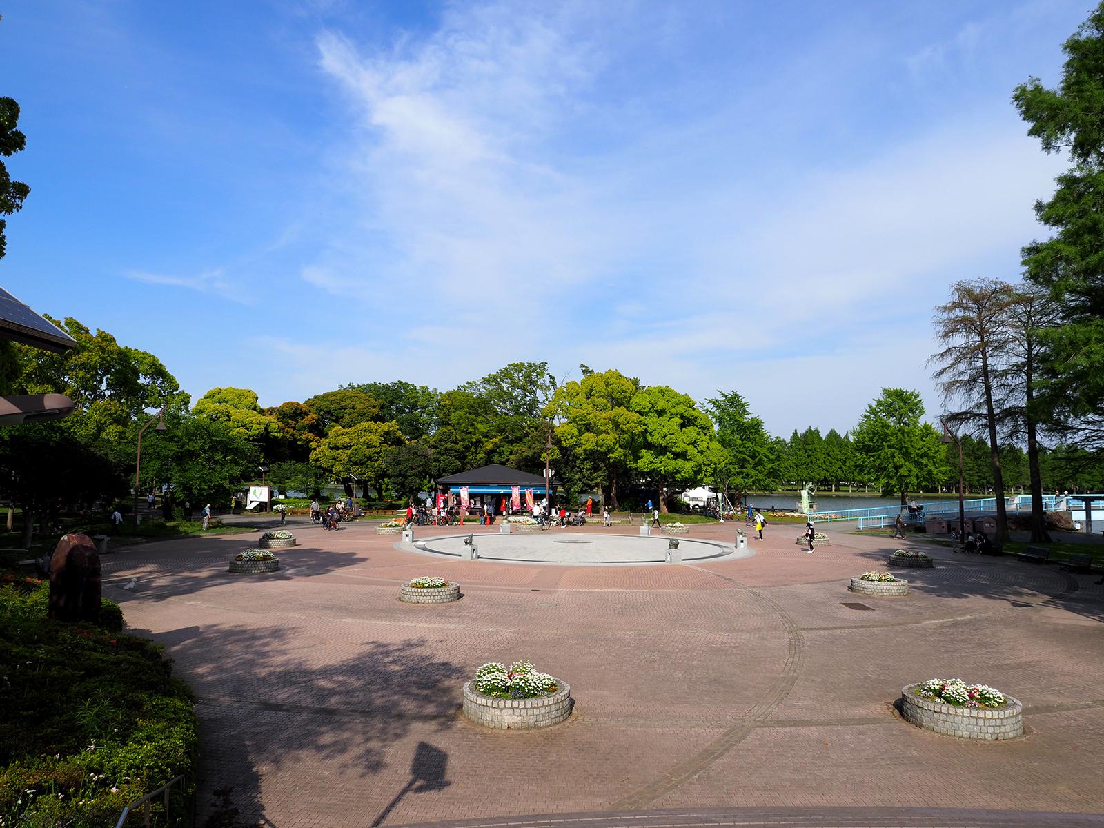 撮り歩き in 公園シリーズ
