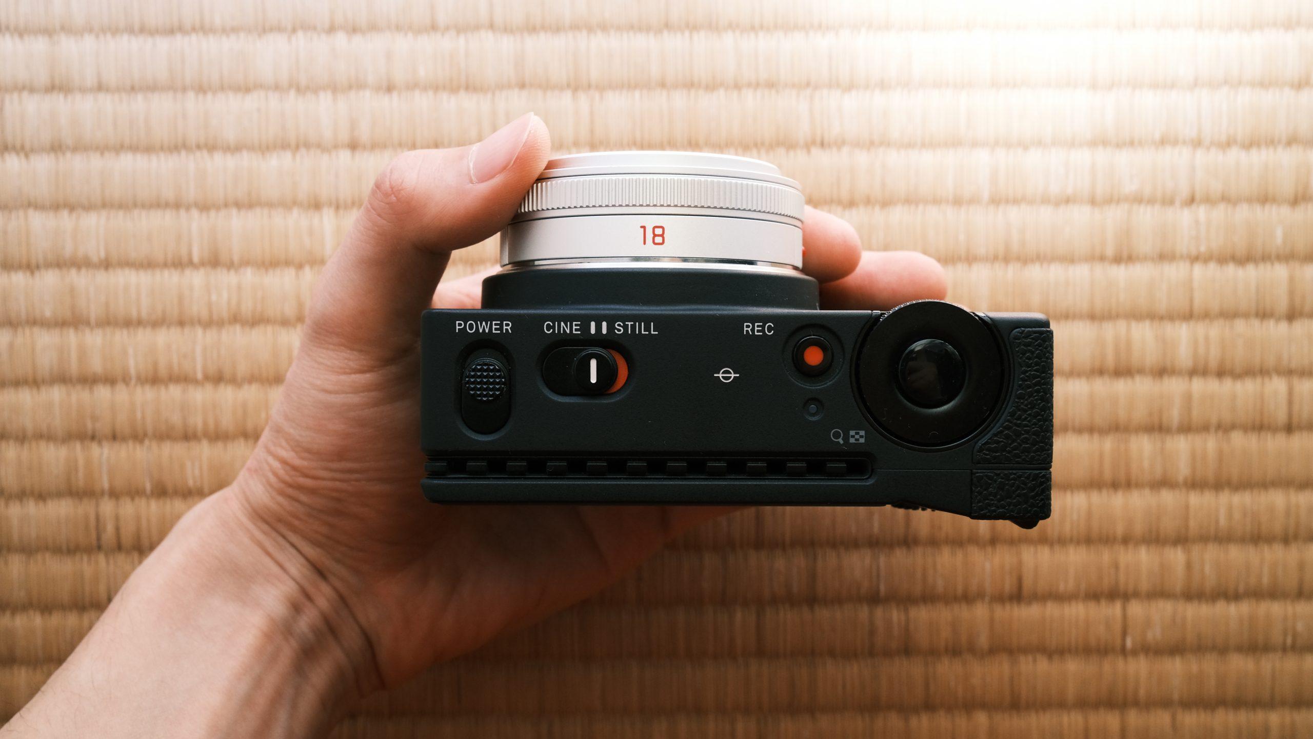 【SIGMA】fpとエルマリート TL 18mm F2.8 ASPH.で手軽に動画を録る。