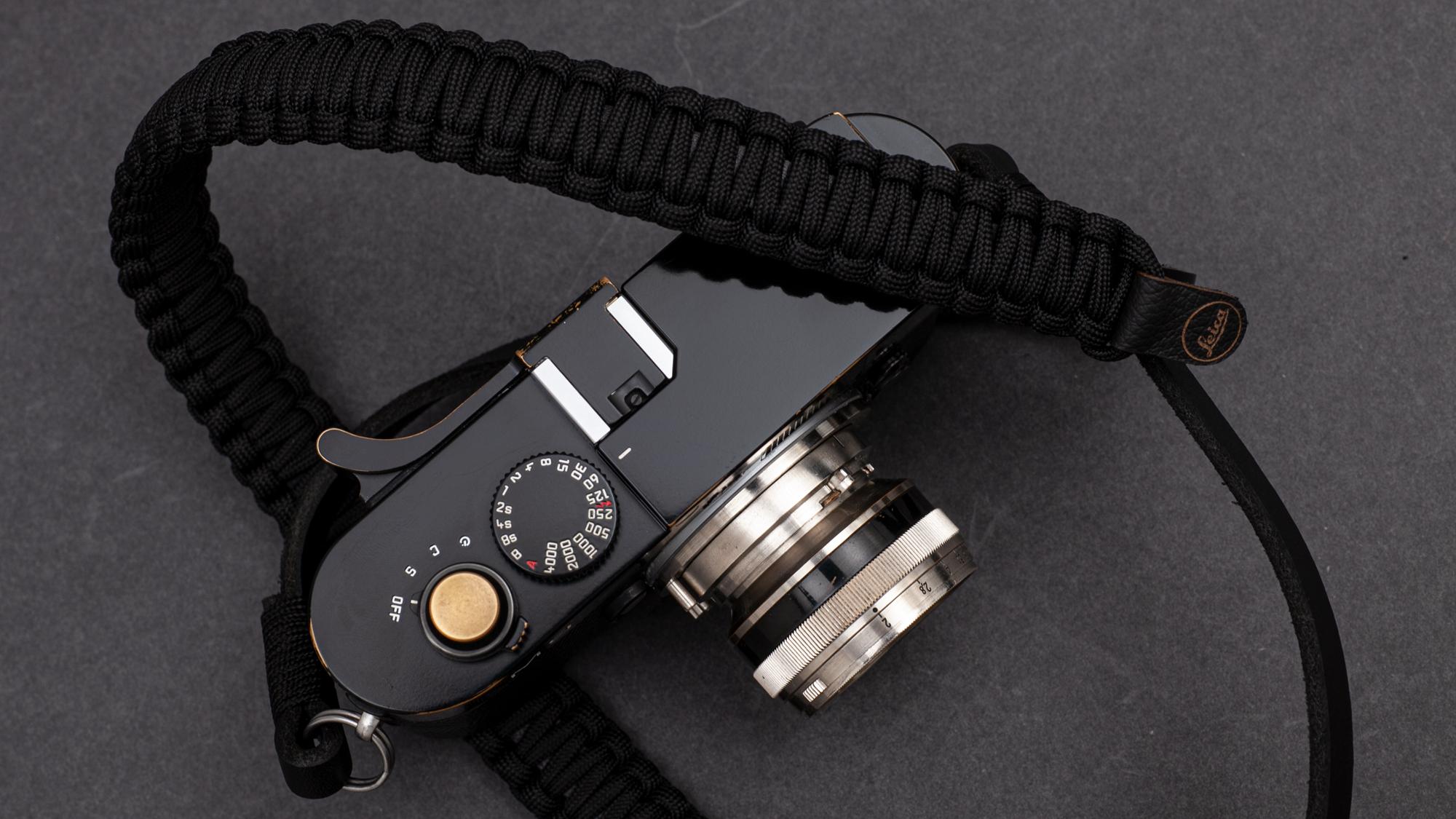 【Leica】ライカM9のストラップを変えてみた話