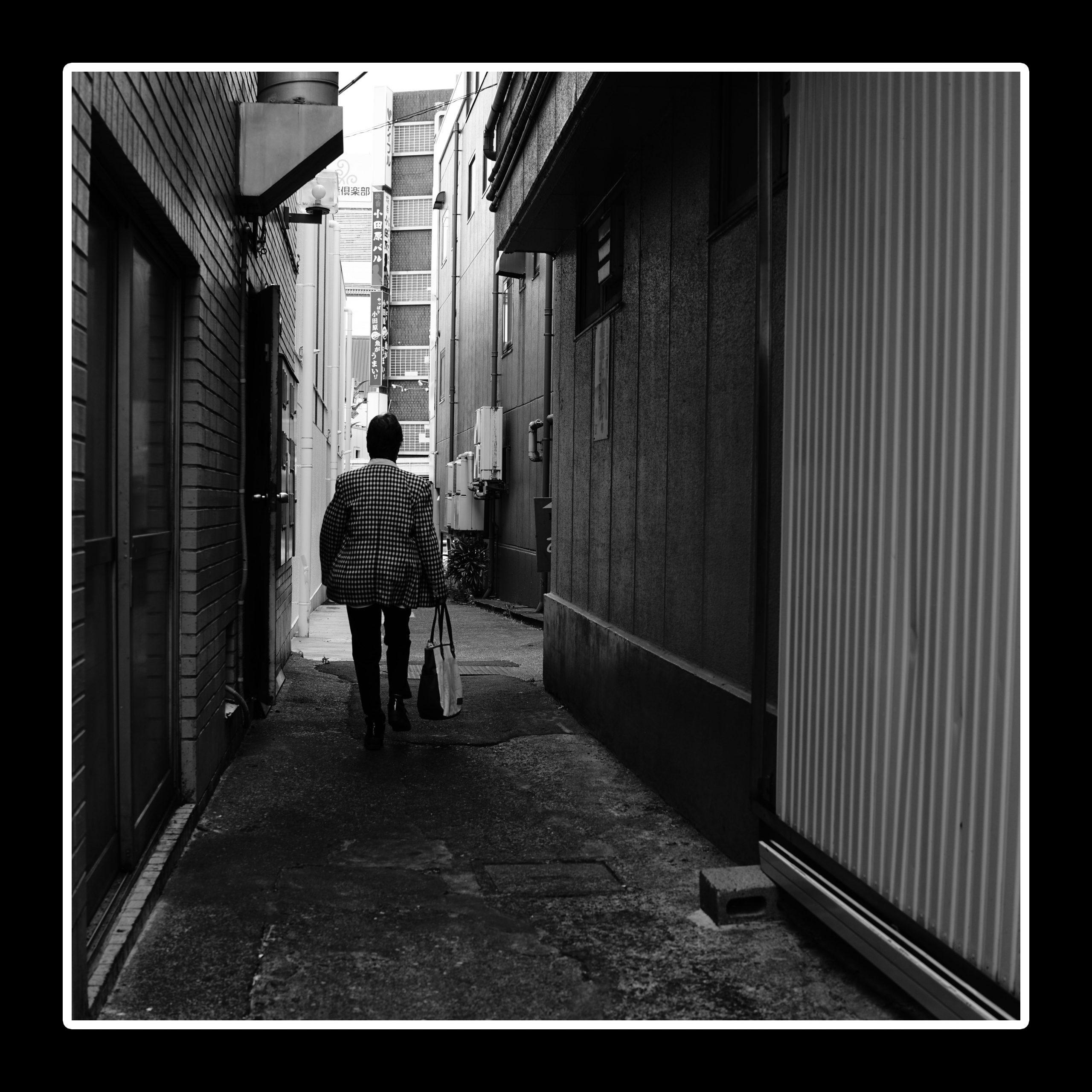 【SONY】Square & Monochrome by RX1RM2