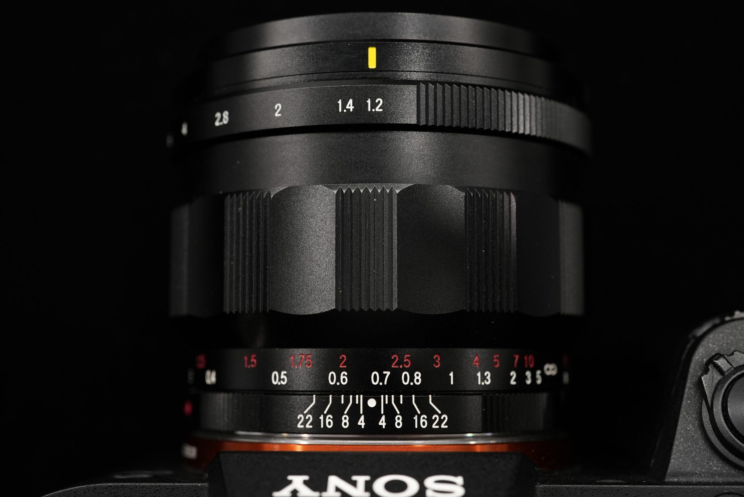 Camera Technique Vol.22 for Voigtlanderの絞りクリック切替え機構