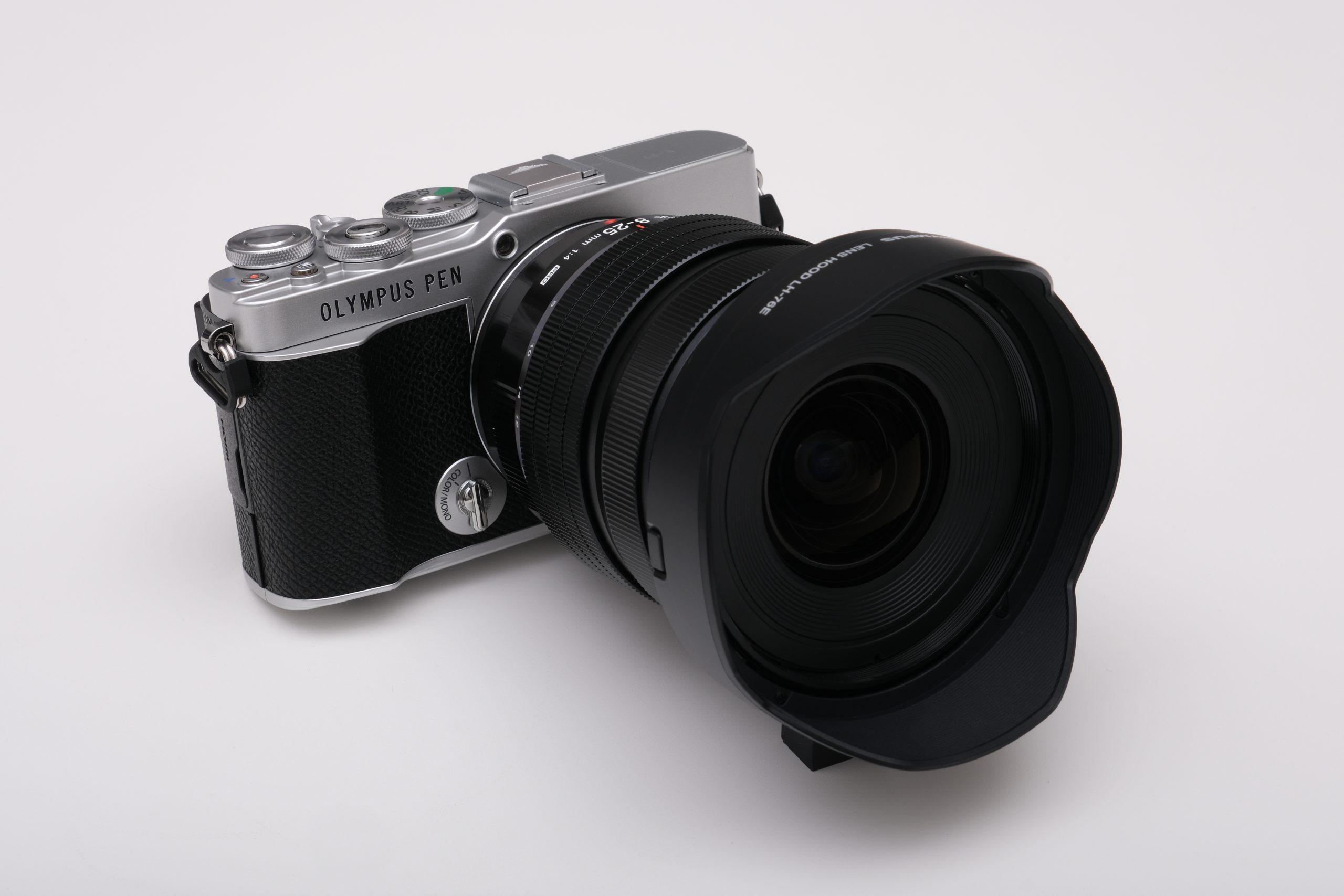 【OLYMPUS】本日発売!E-P7/M.ZUIKO8-25mm F4.0 PRO