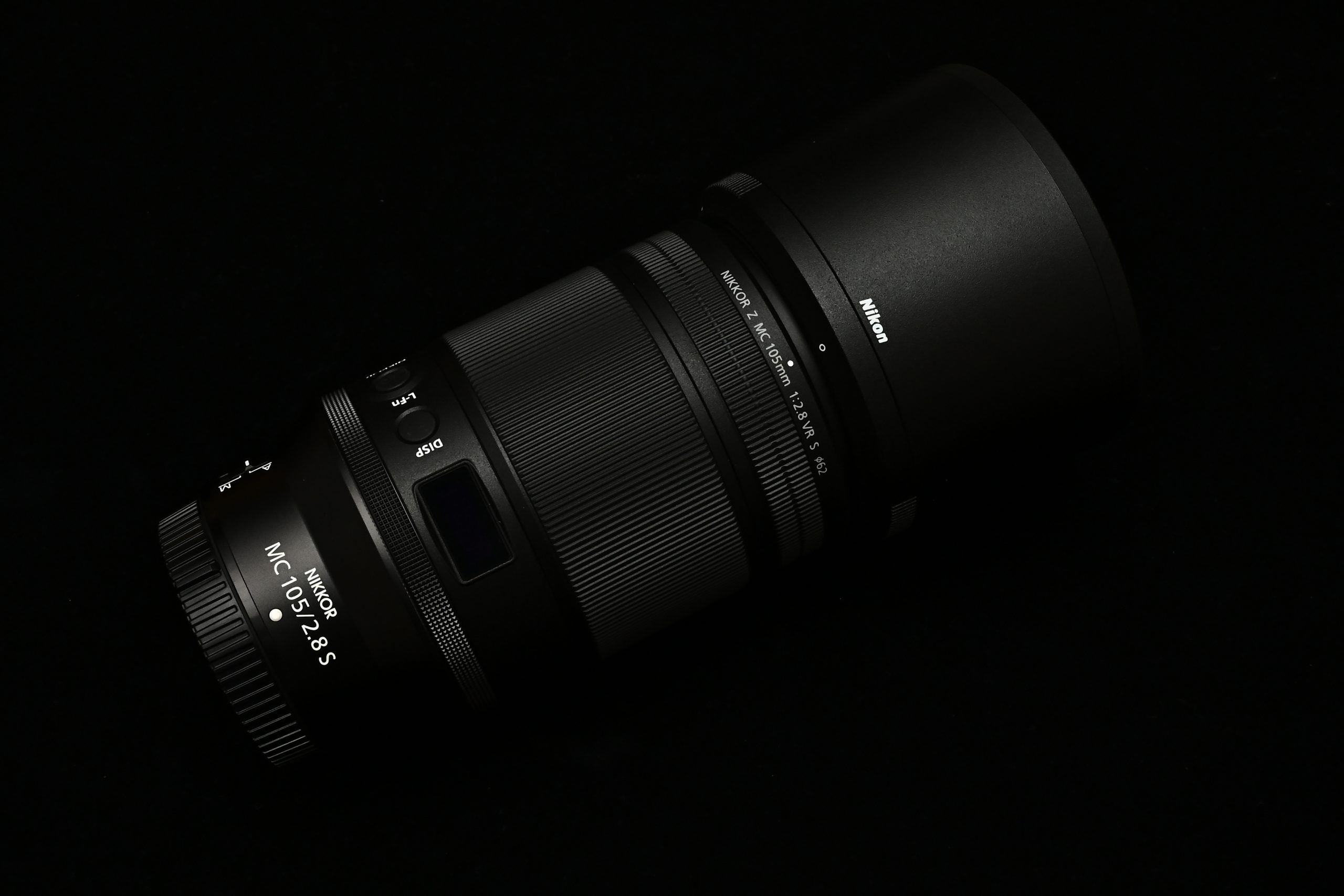 【Nikon】NIKKOR Z MC 105mm F2.8 VR S