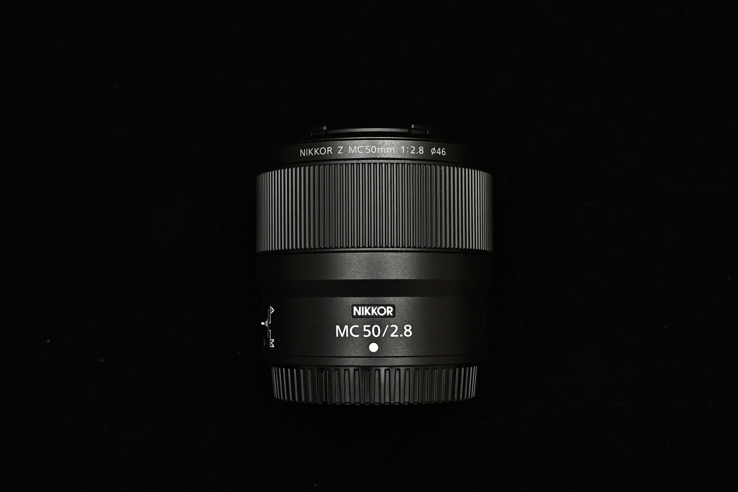 【Nikon】NIKKOR Z MC 50mm F2.8