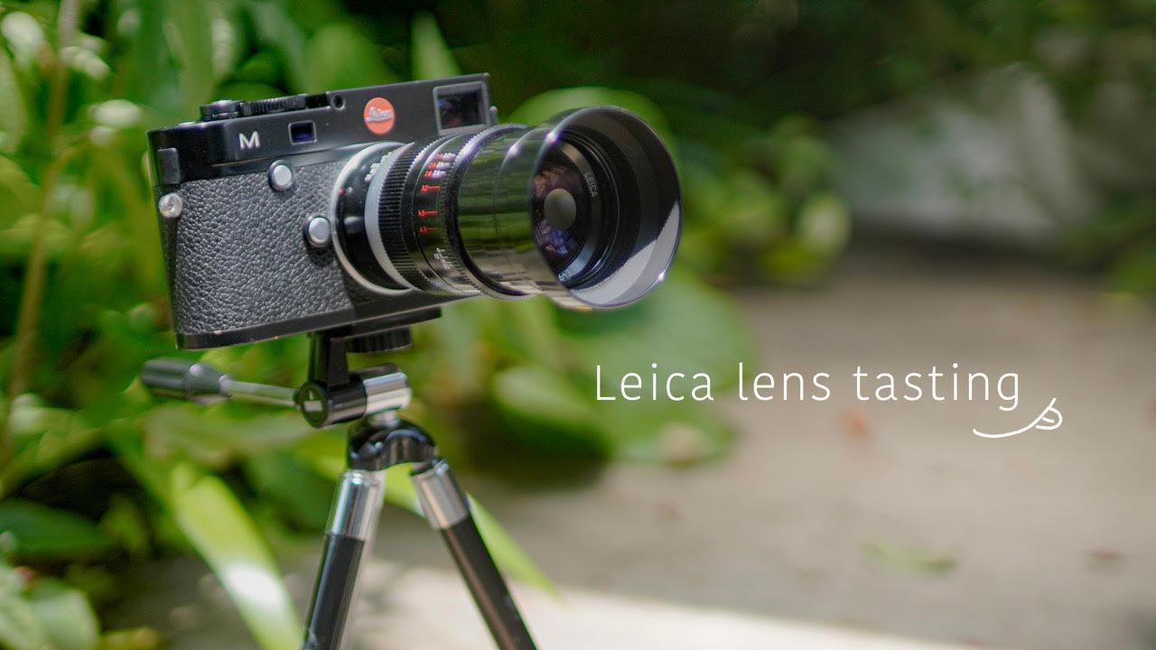 【Leica】Lens tasting 4 Thambar 90mm F2.2