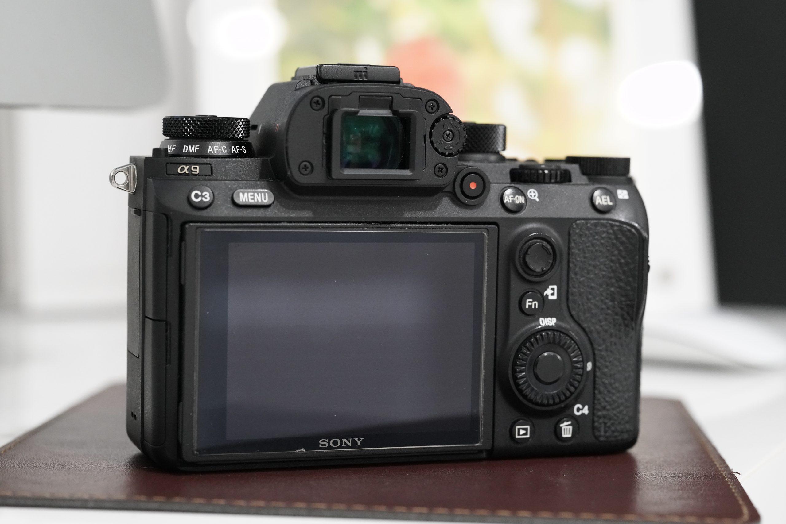 【SONY】Camera Technique Vol.23 モニターが表示されなくなった時に(FINDER/MONITOR切換)