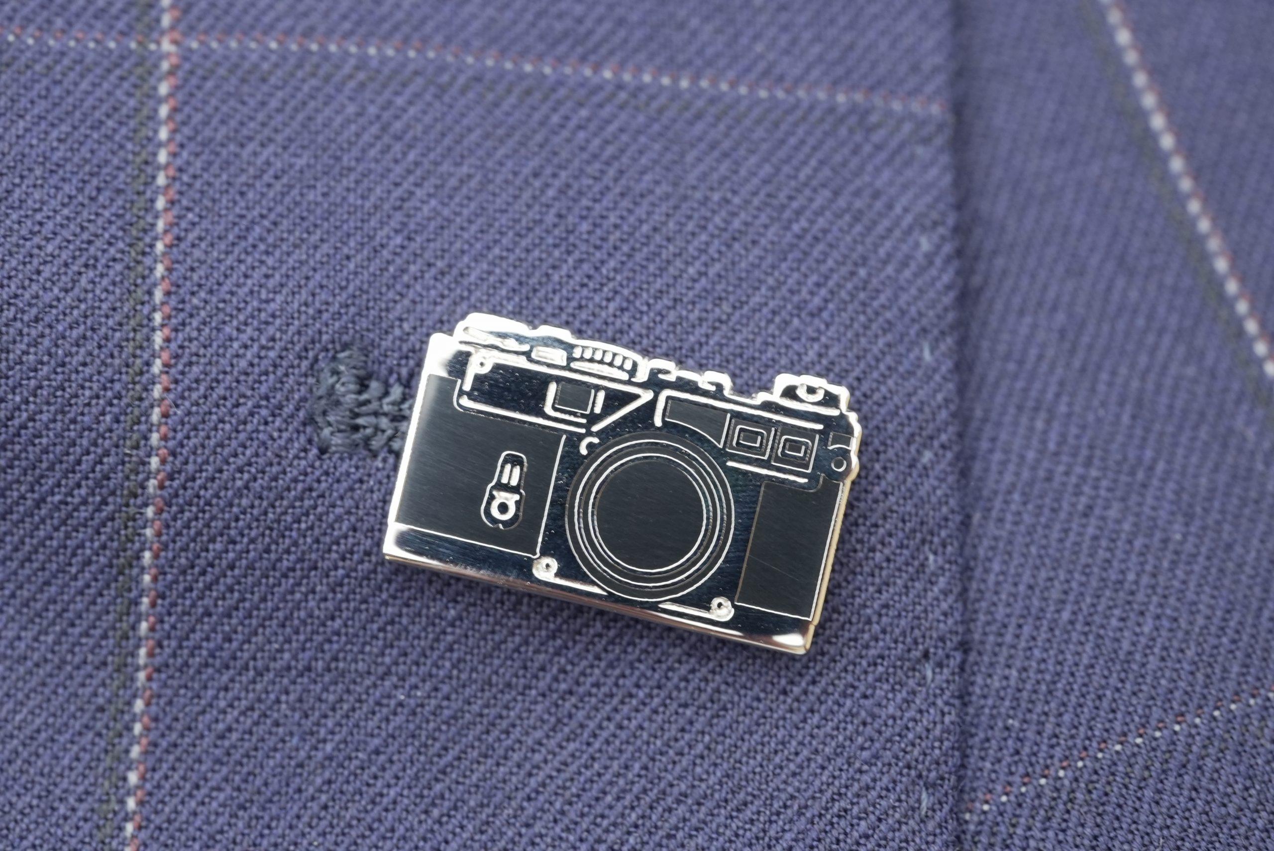 【Nikon】マップカメラ限定 ピンバッジプレゼント