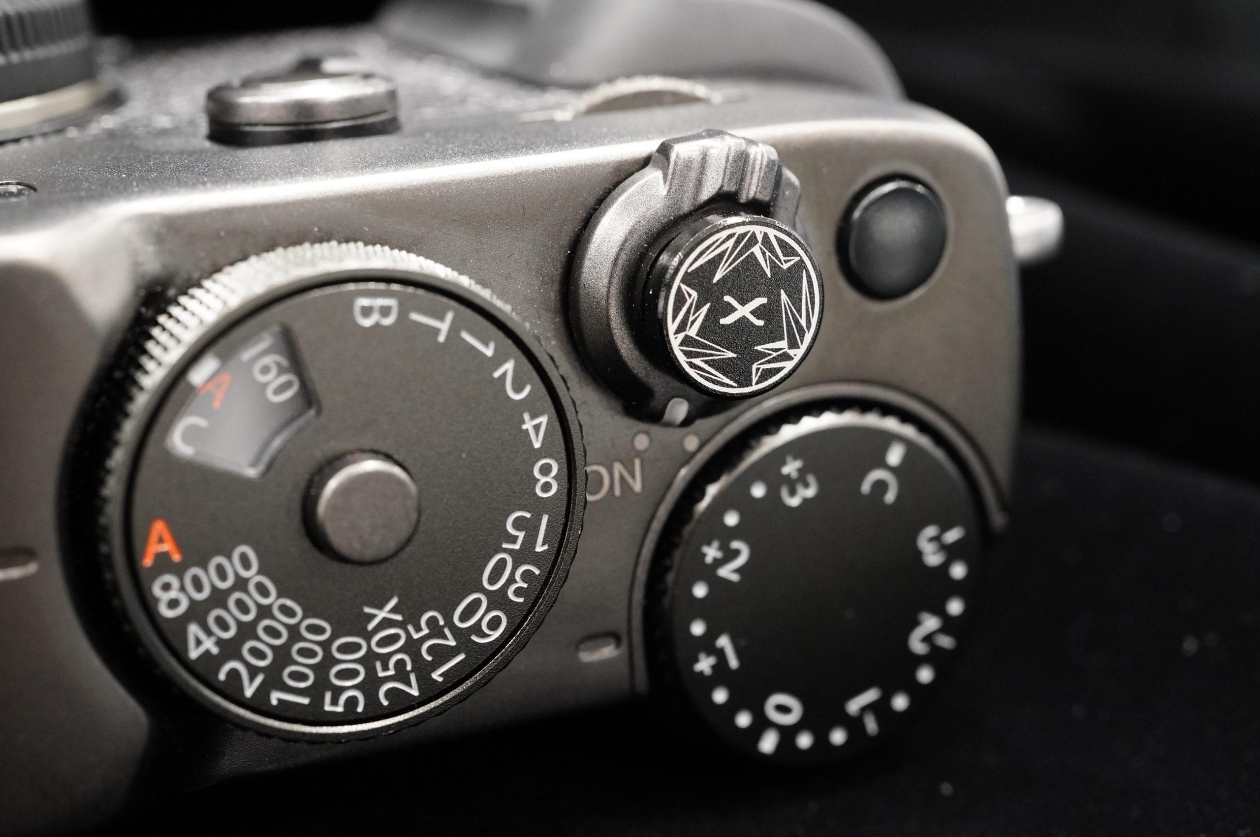 【FUJIFILM】マップカメラオリジナルレリーズボタンプレゼント