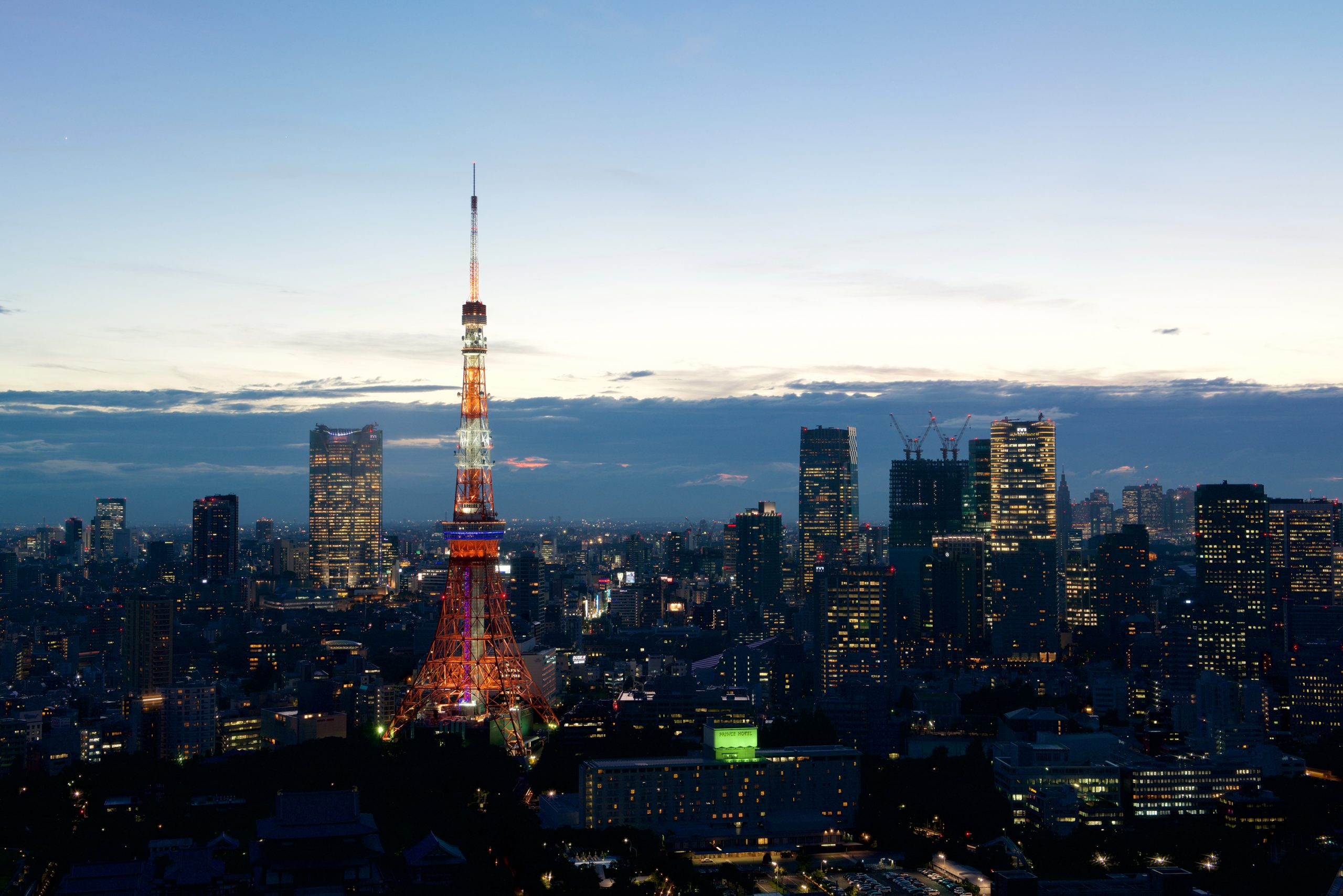 2015年撮影 東京タワー