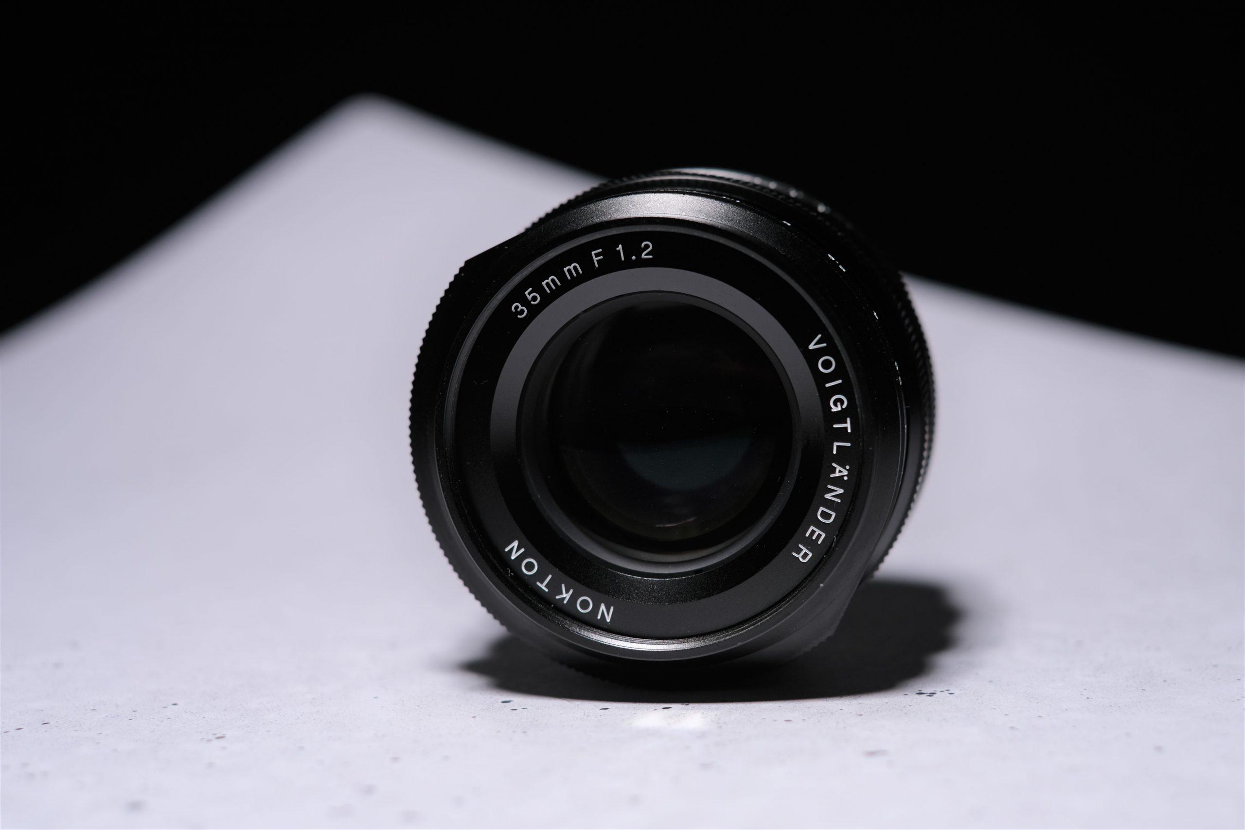 Voigtlander  NOKTON 35mm F1.2 X-mount 登場