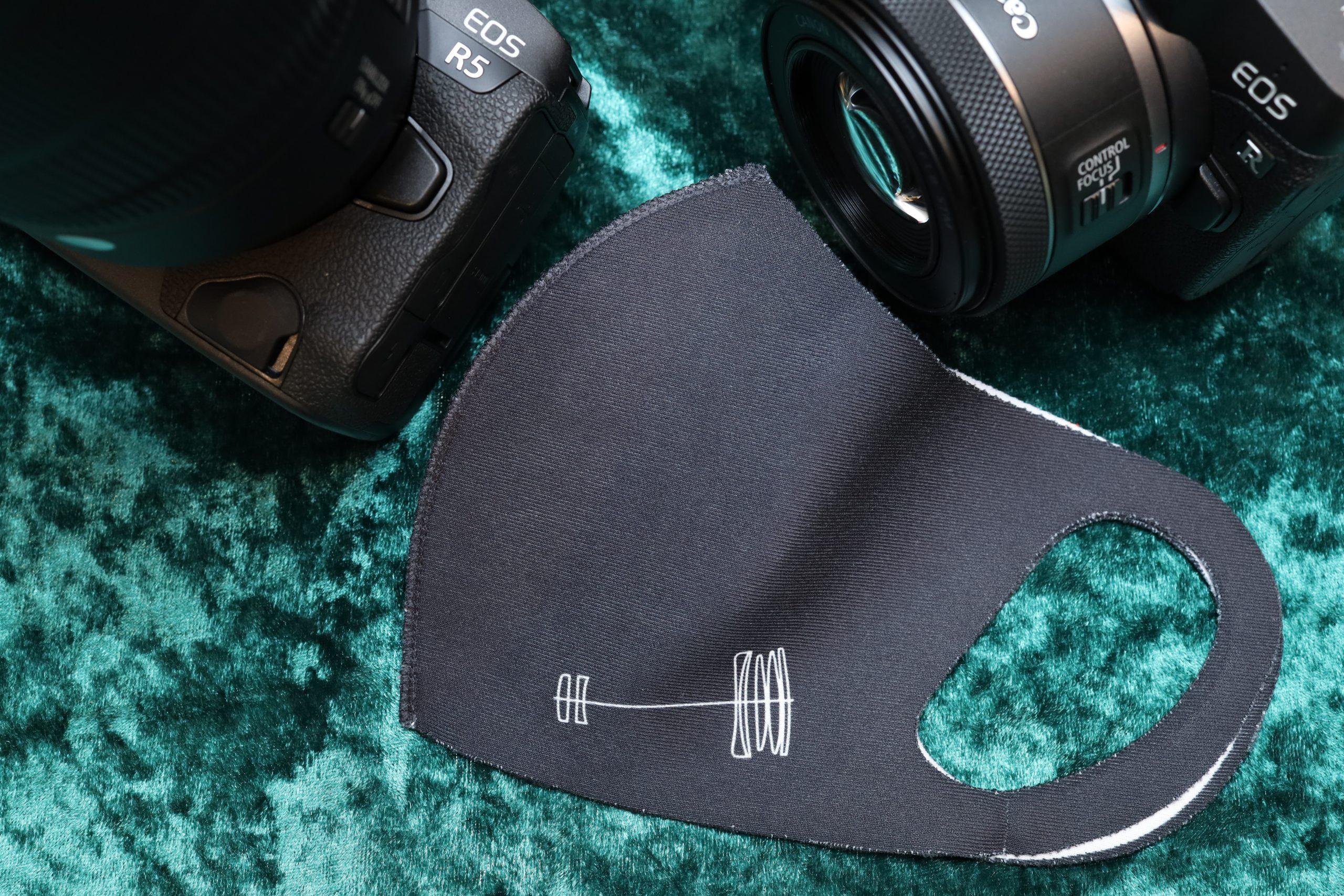 【Canon】オリジナルマスクプレゼント!