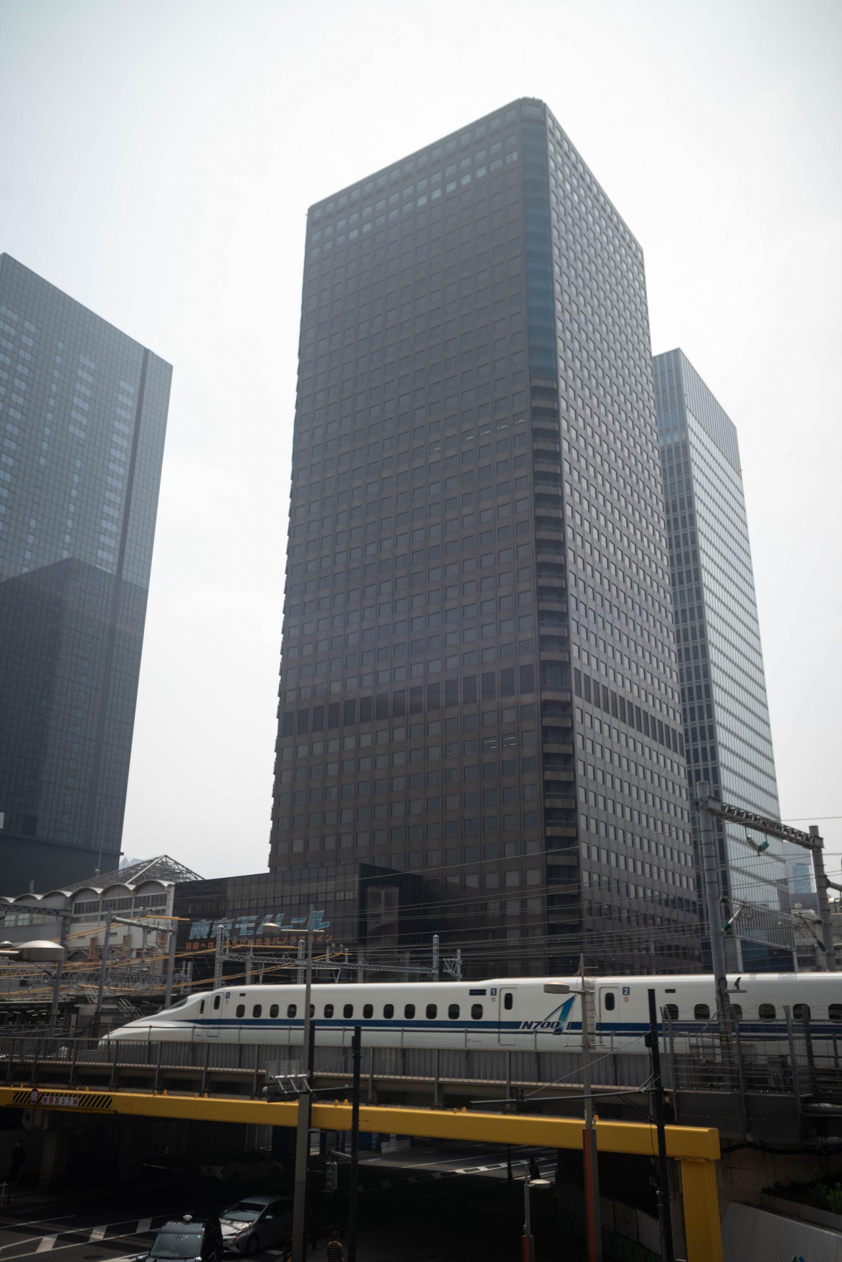 貿易センタービル外観