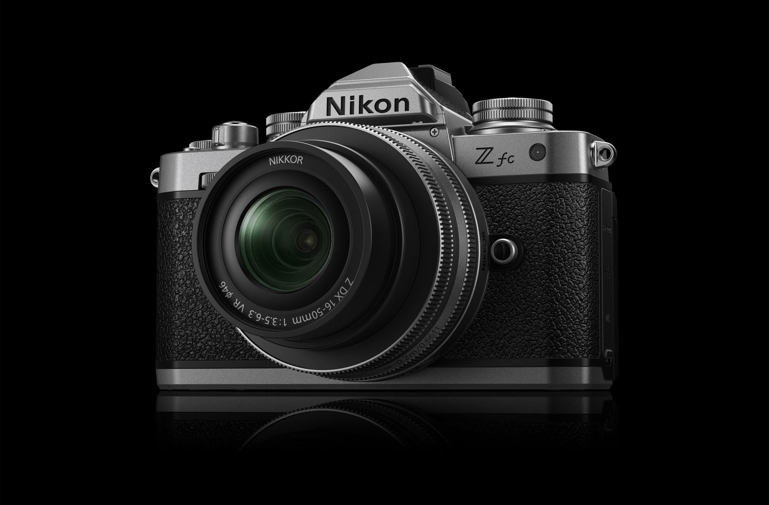 【Nikon】Z fc発売決定!!【ご予約受付中】