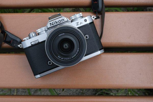 【Nikon】Z fcと一番手軽なズームレンズ