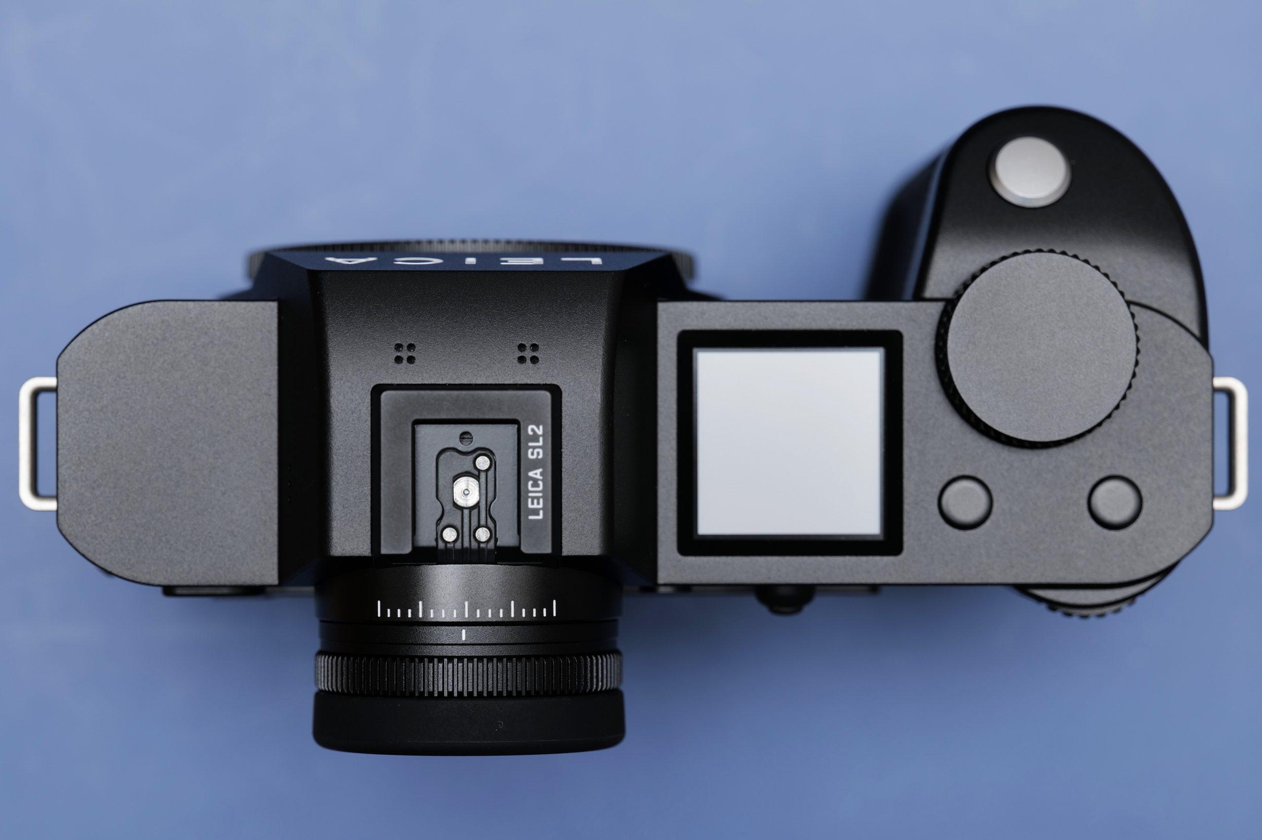 【Leica】SL2にホットシューカバーを付けたい!