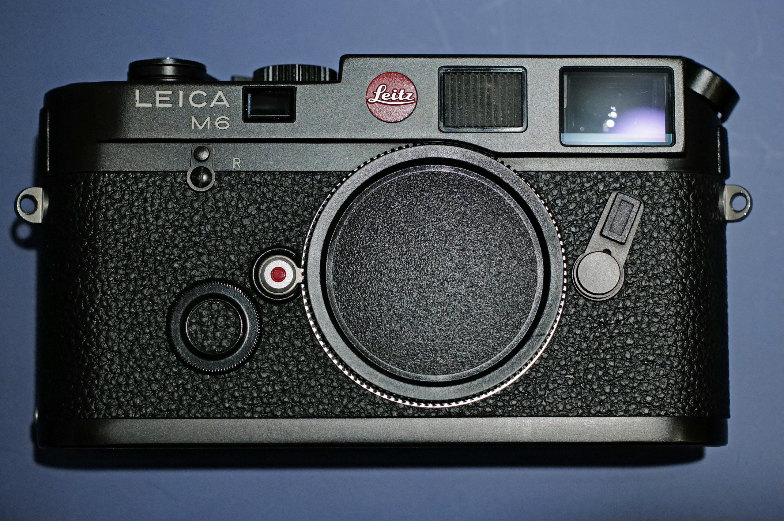 【Leica】M6の魅力に迫る