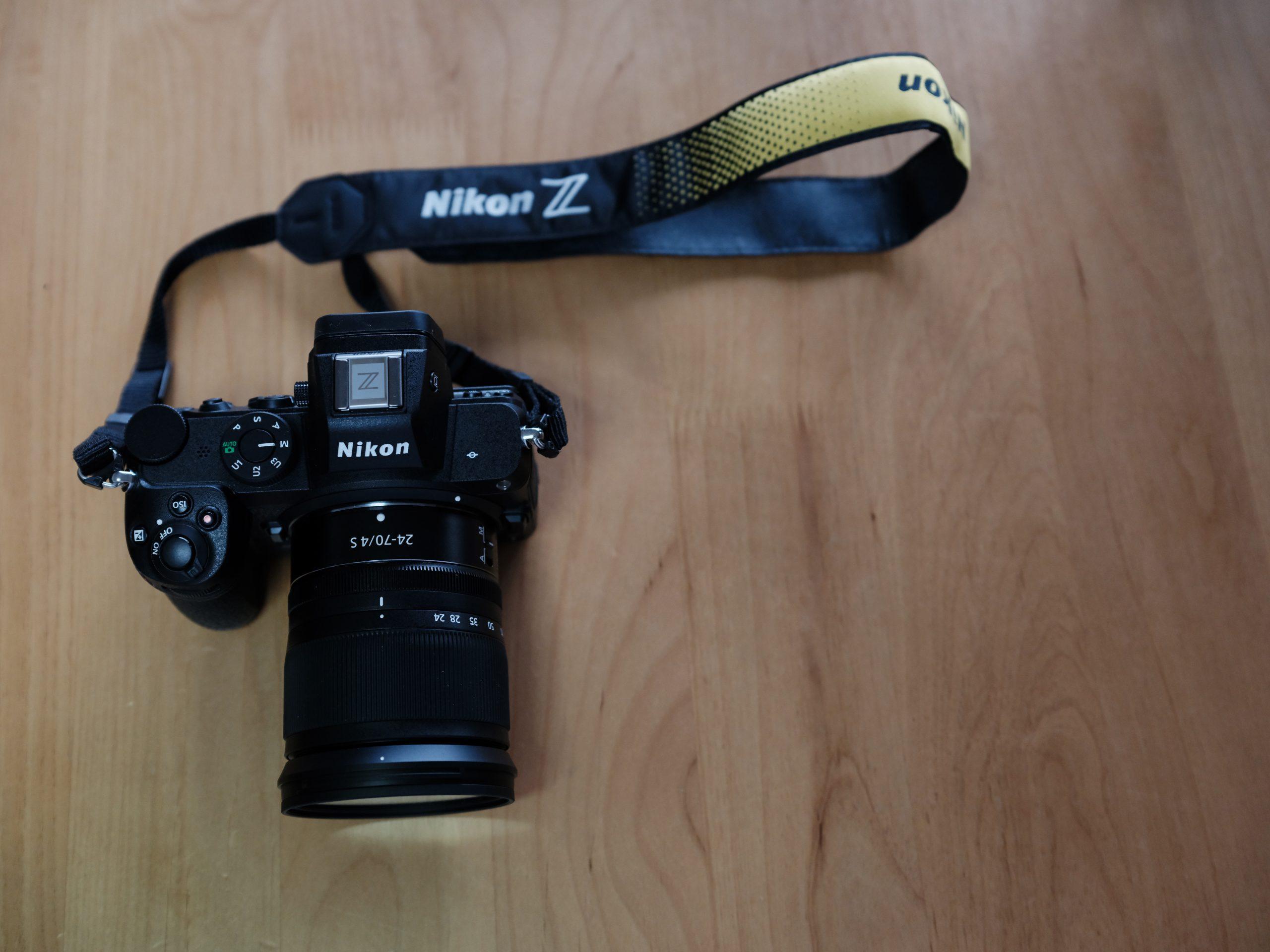 【Nikon】ミラーレスデビューをZ5で